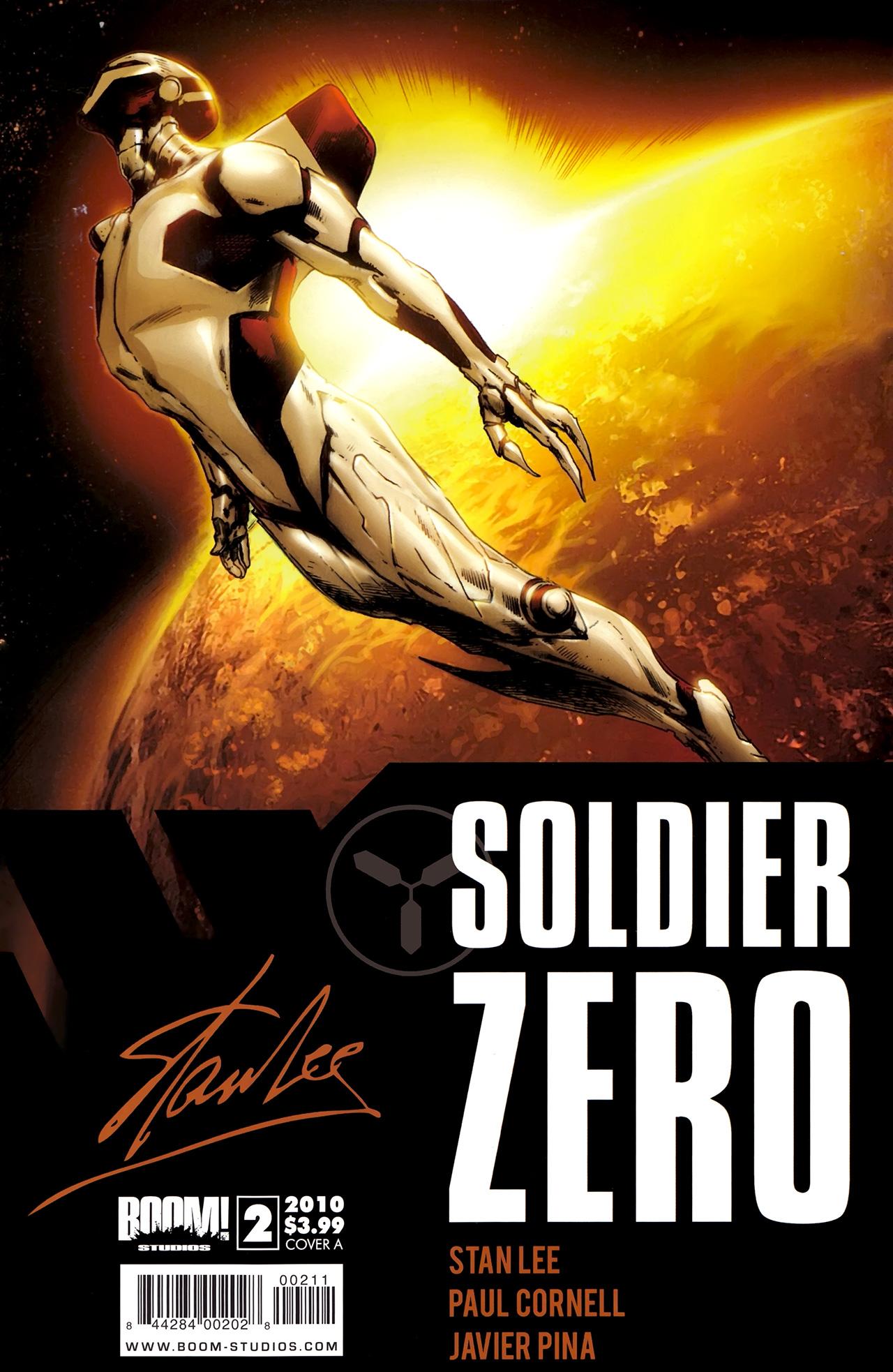 Read online Soldier Zero comic -  Issue #2 - 1