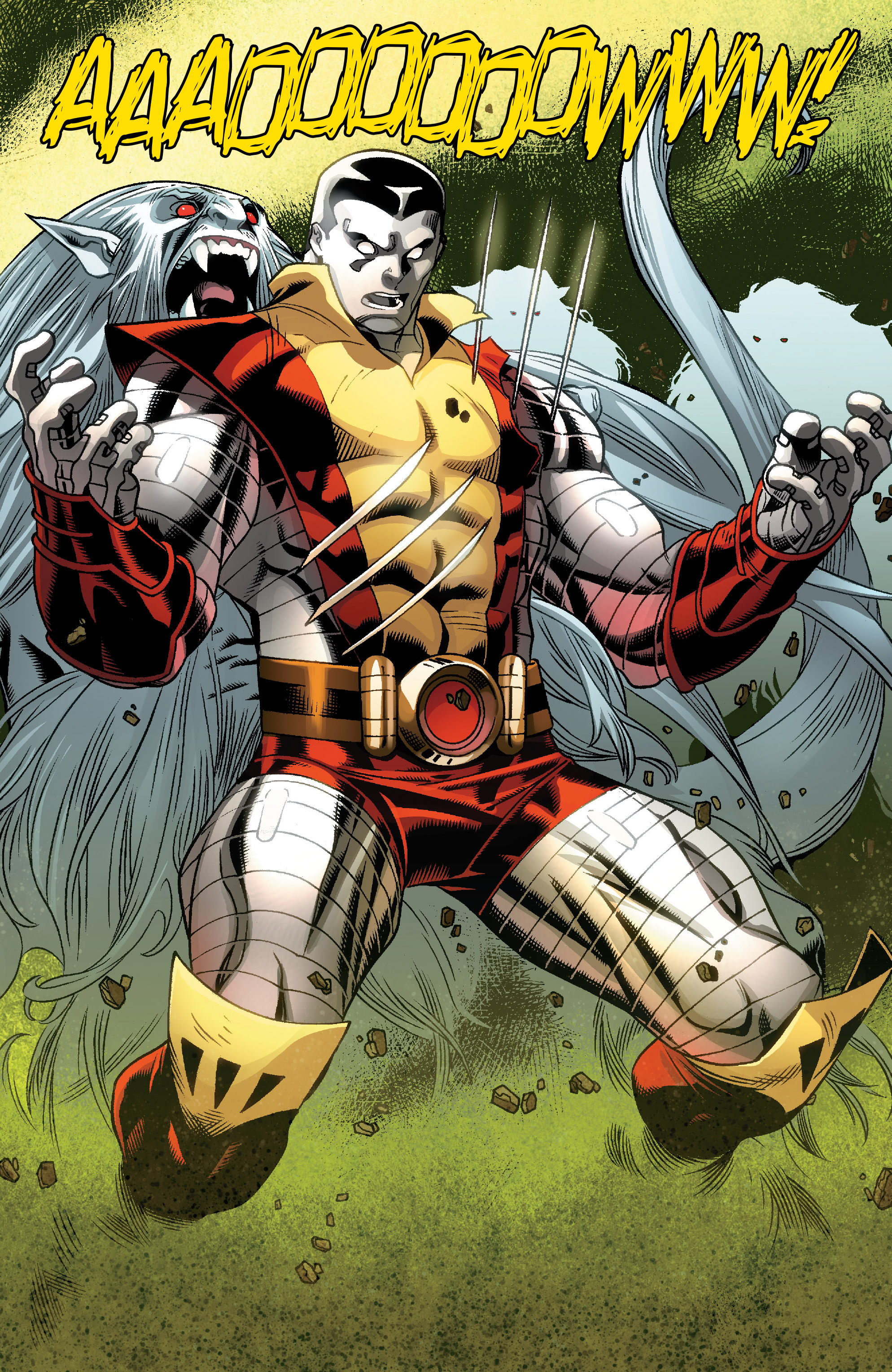 Read online Amazing X-Men (2014) comic -  Issue #12 - 9
