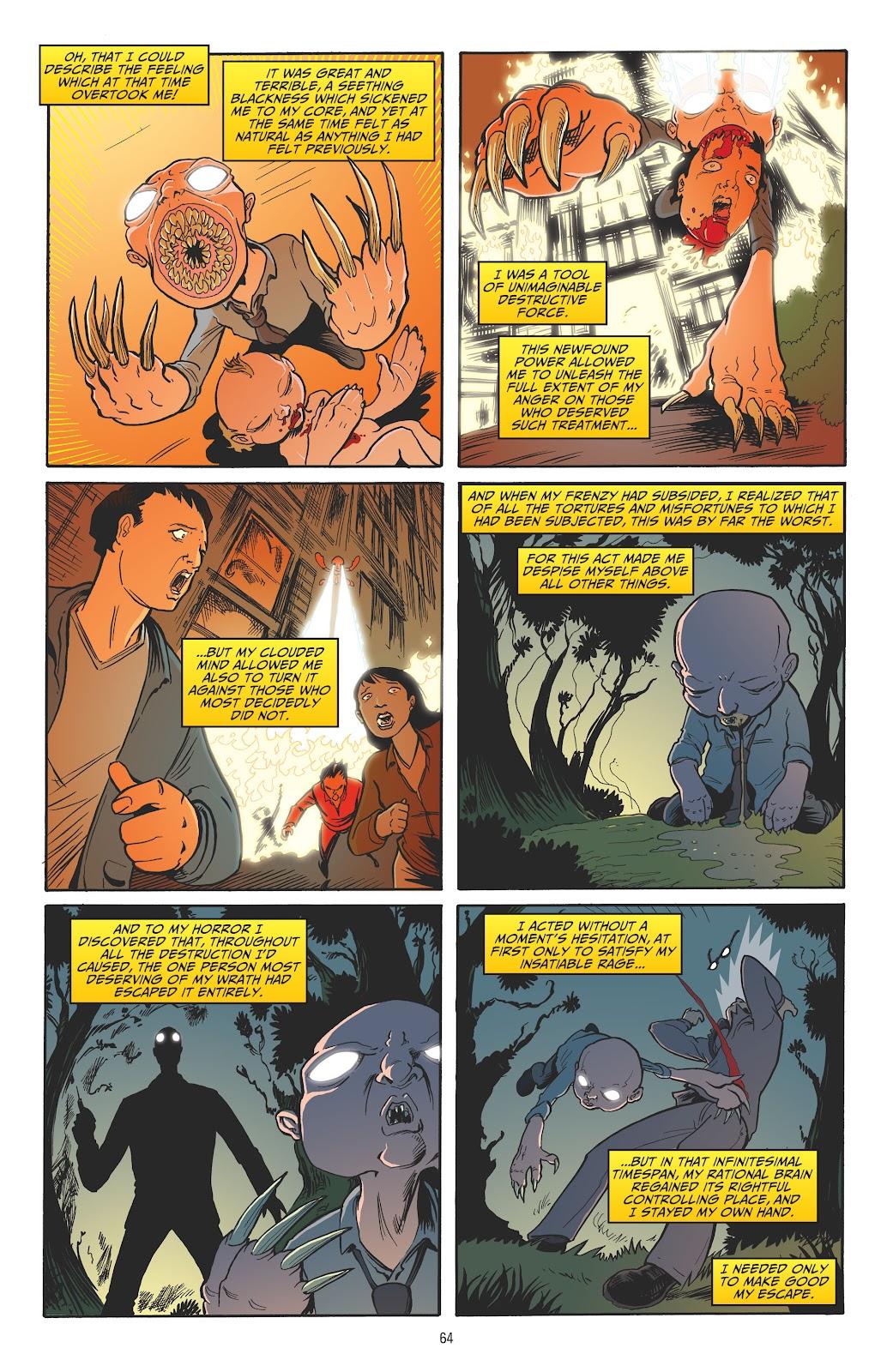 Read online Strange Adventures (2014) comic -  Issue # TPB (Part 1) - 61