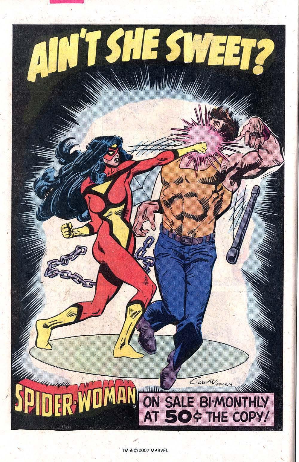 Read online Captain America (1968) comic -  Issue # _Annual 5 - 50