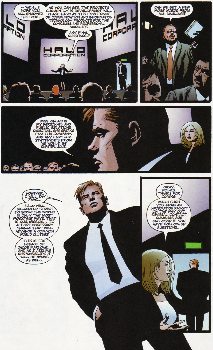 Wildcats (1999) Issue #12 #13 - English 15