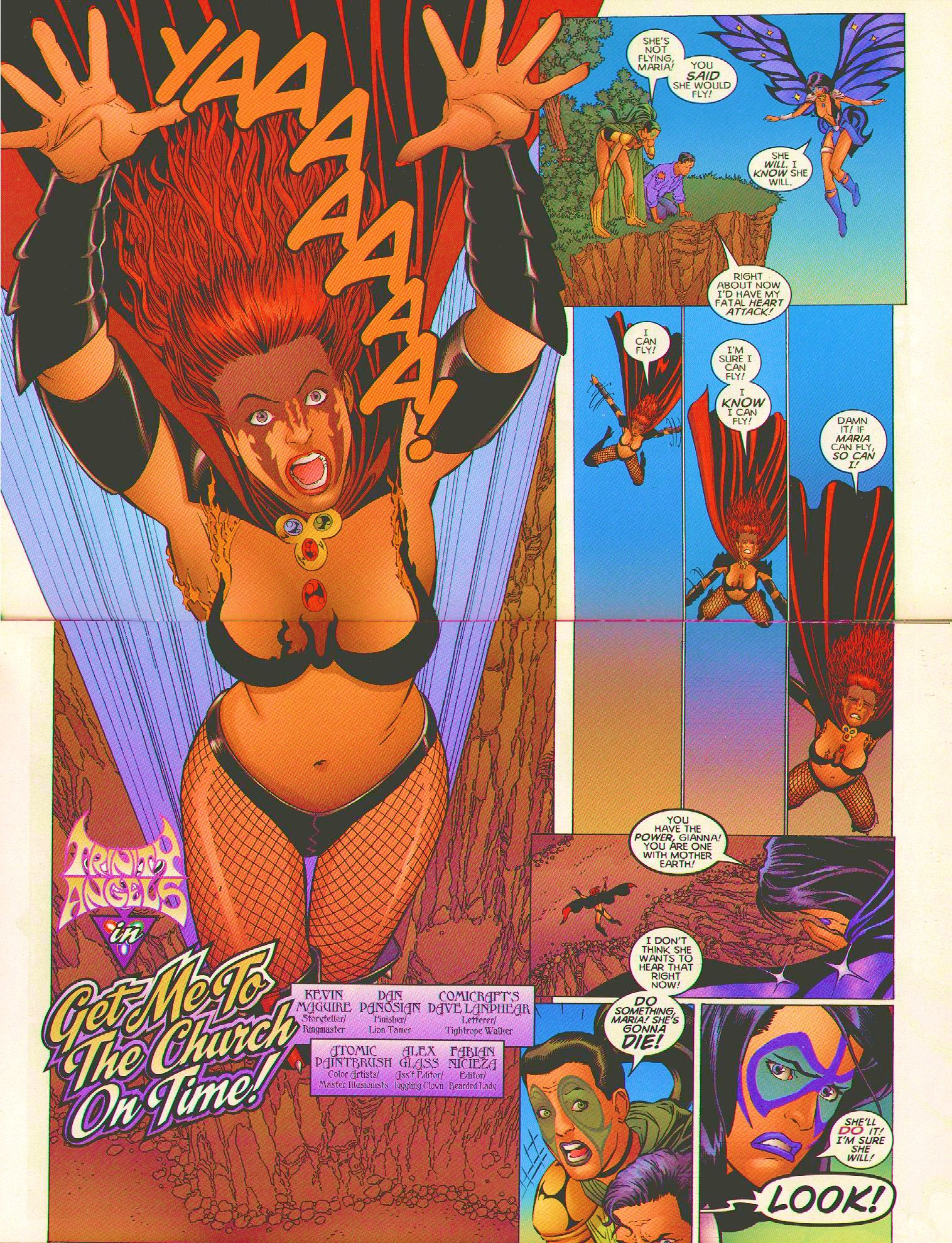 Read online Trinity Angels comic -  Issue #3 - 3