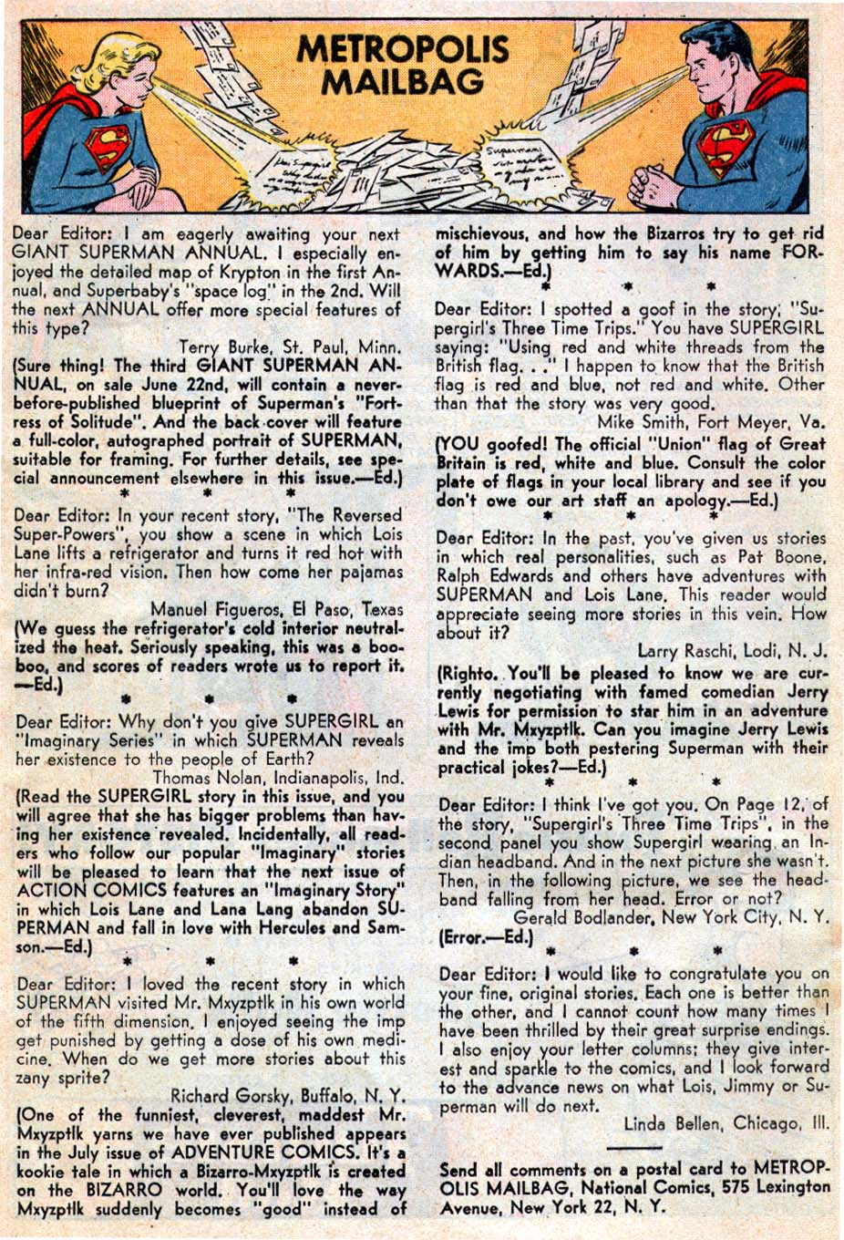 Read online Action Comics (1938) comic -  Issue #278 - 16