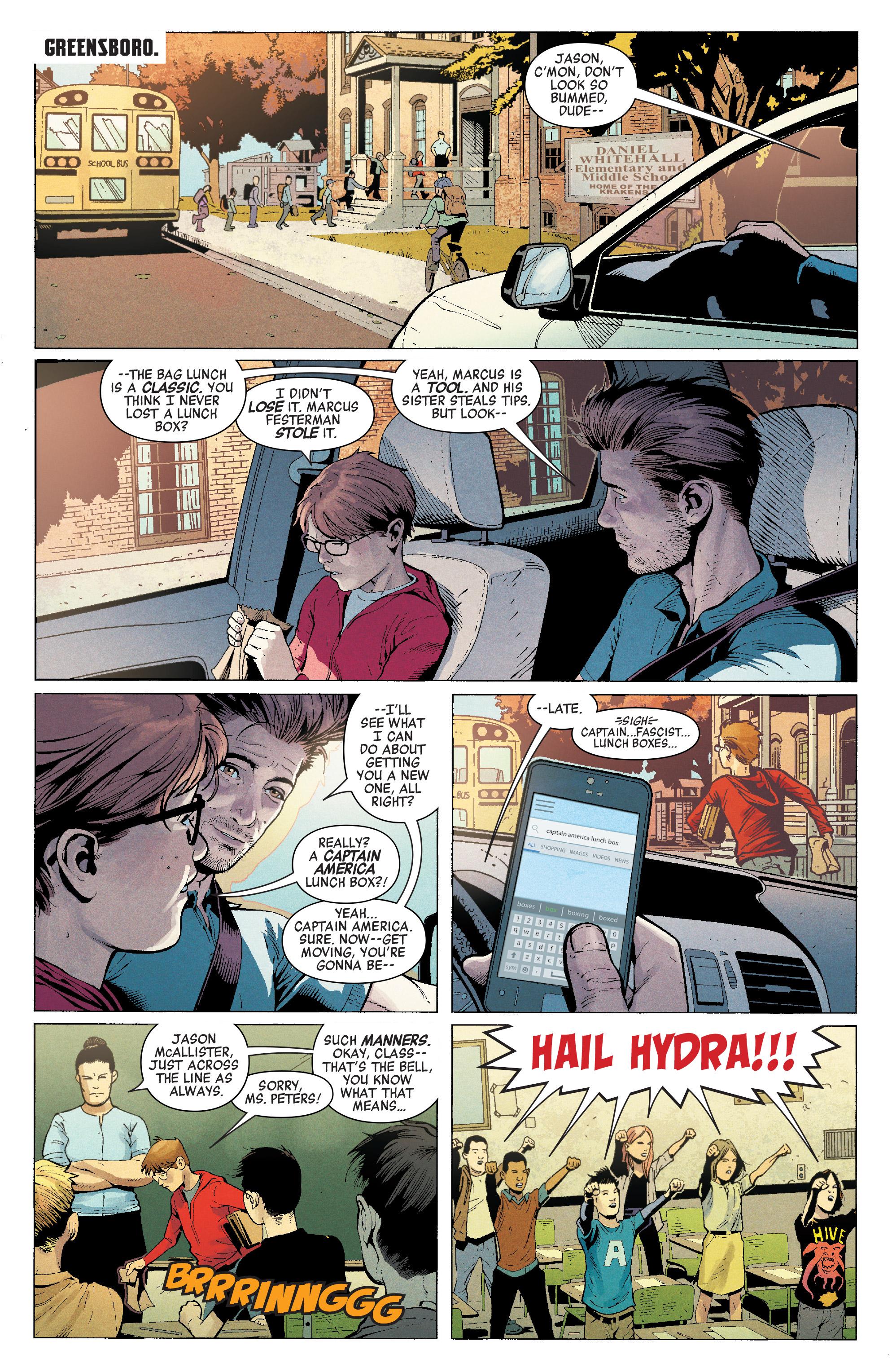 Read online Secret Empire comic -  Issue #1 - 2