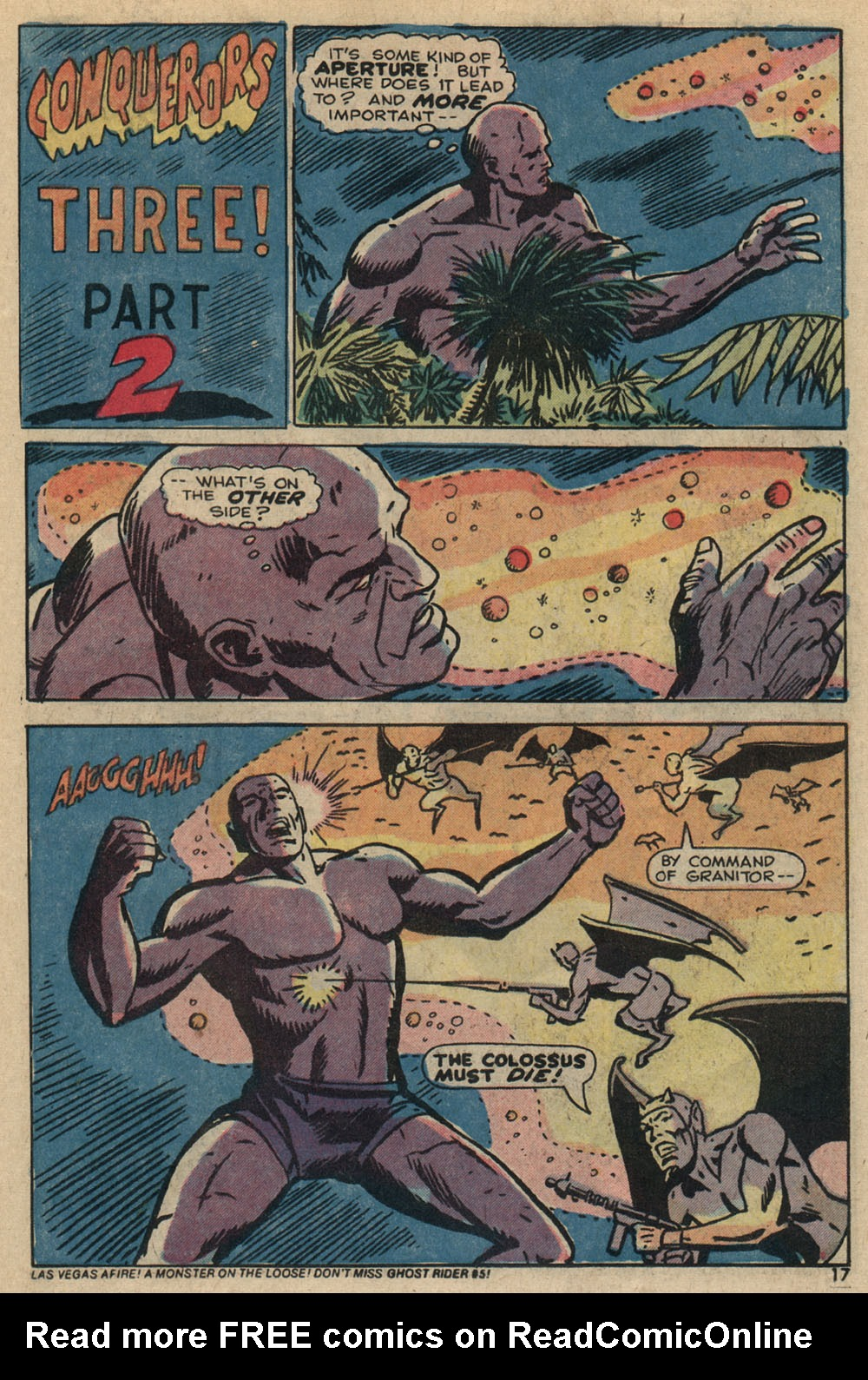 Read online Astonishing Tales (1970) comic -  Issue #23 - 12