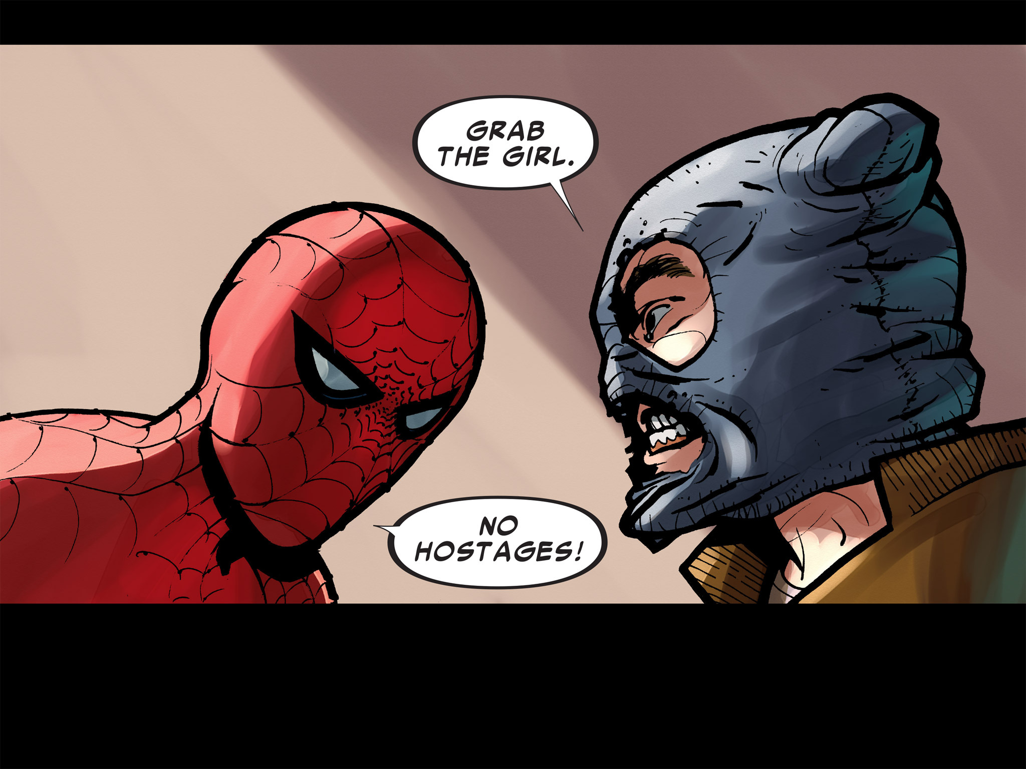 Read online Amazing Spider-Man: Who Am I? comic -  Issue # Full (Part 2) - 69