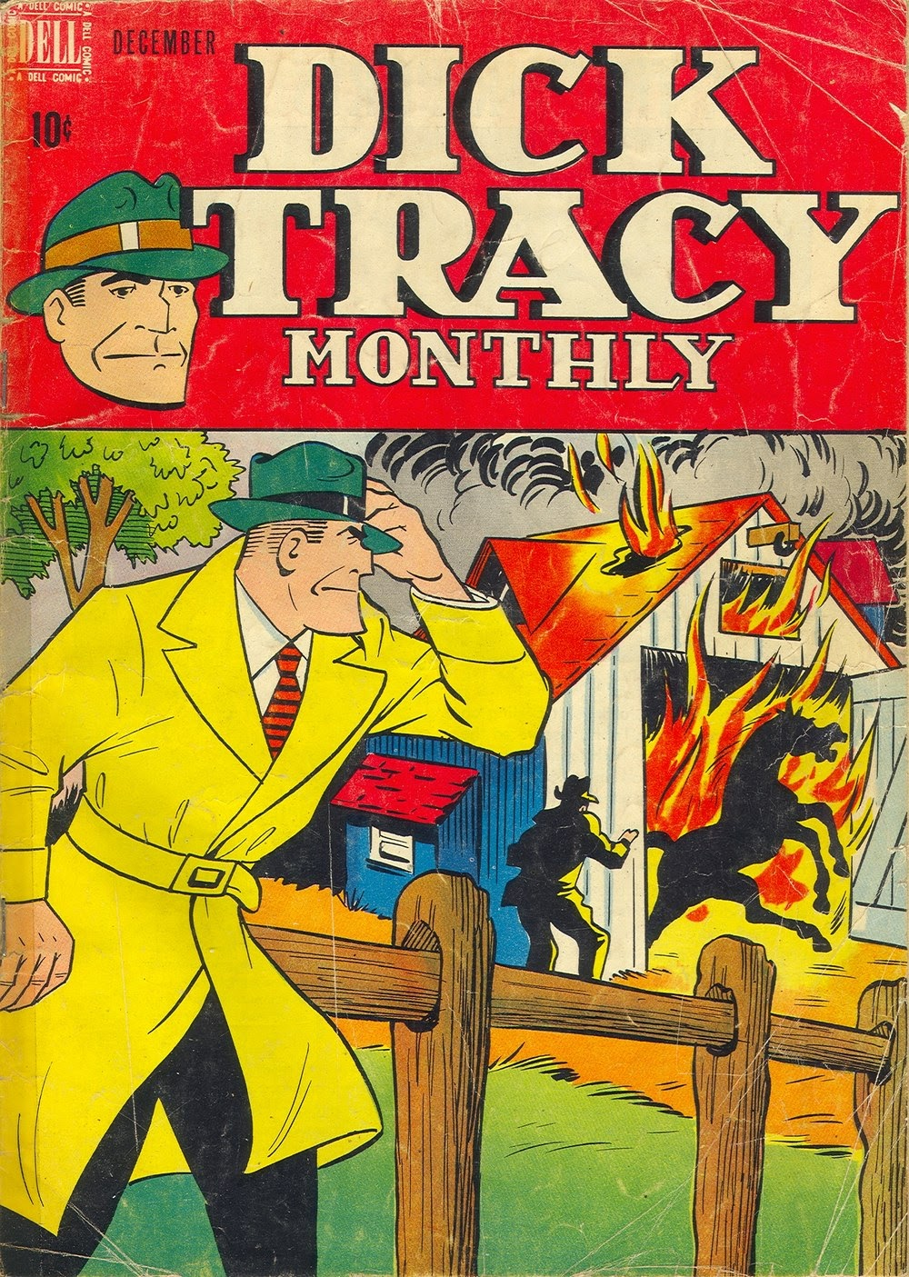 Dick Tracy Monthly 12 Page 1