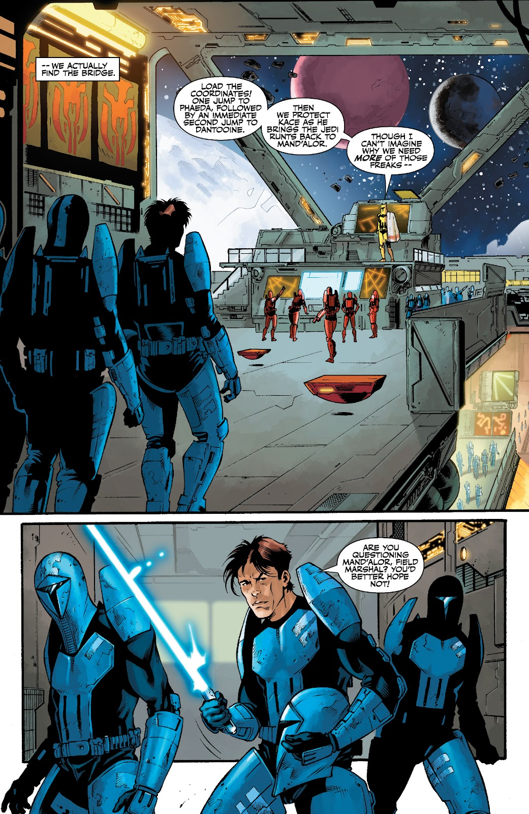 Read online Star Wars Legends: The Old Republic - Epic Collection comic -  Issue # TPB 3 (Part 4) - 86