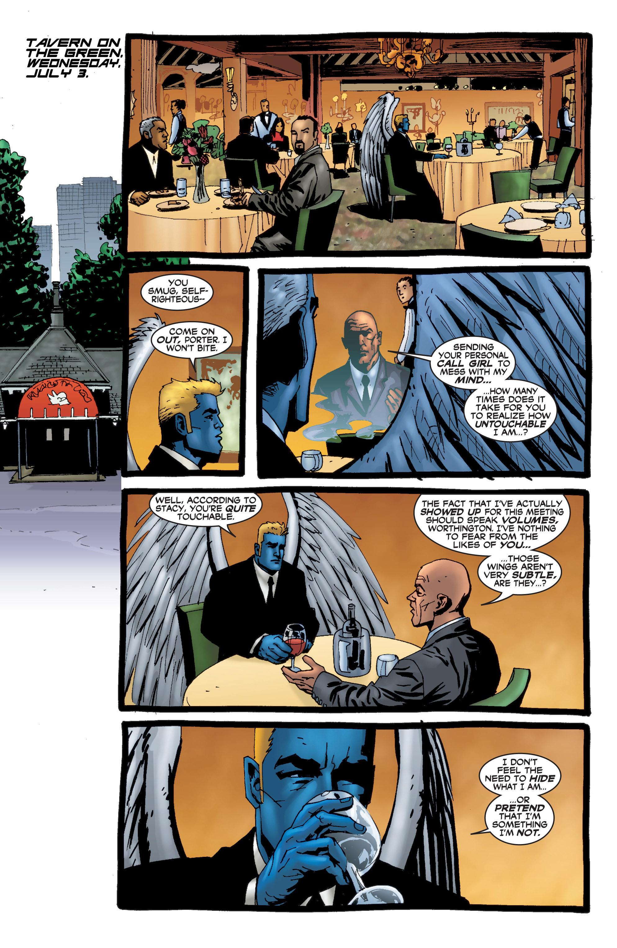 Read online Uncanny X-Men (1963) comic -  Issue #409 - 14