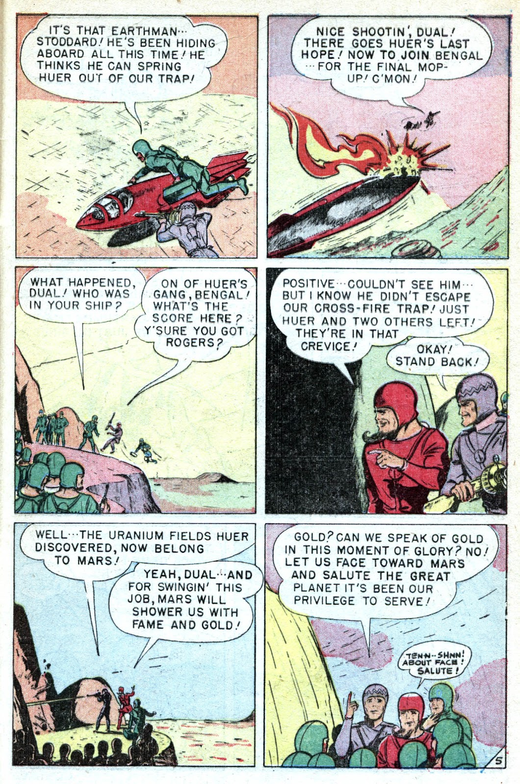 Read online Famous Funnies comic -  Issue #190 - 49