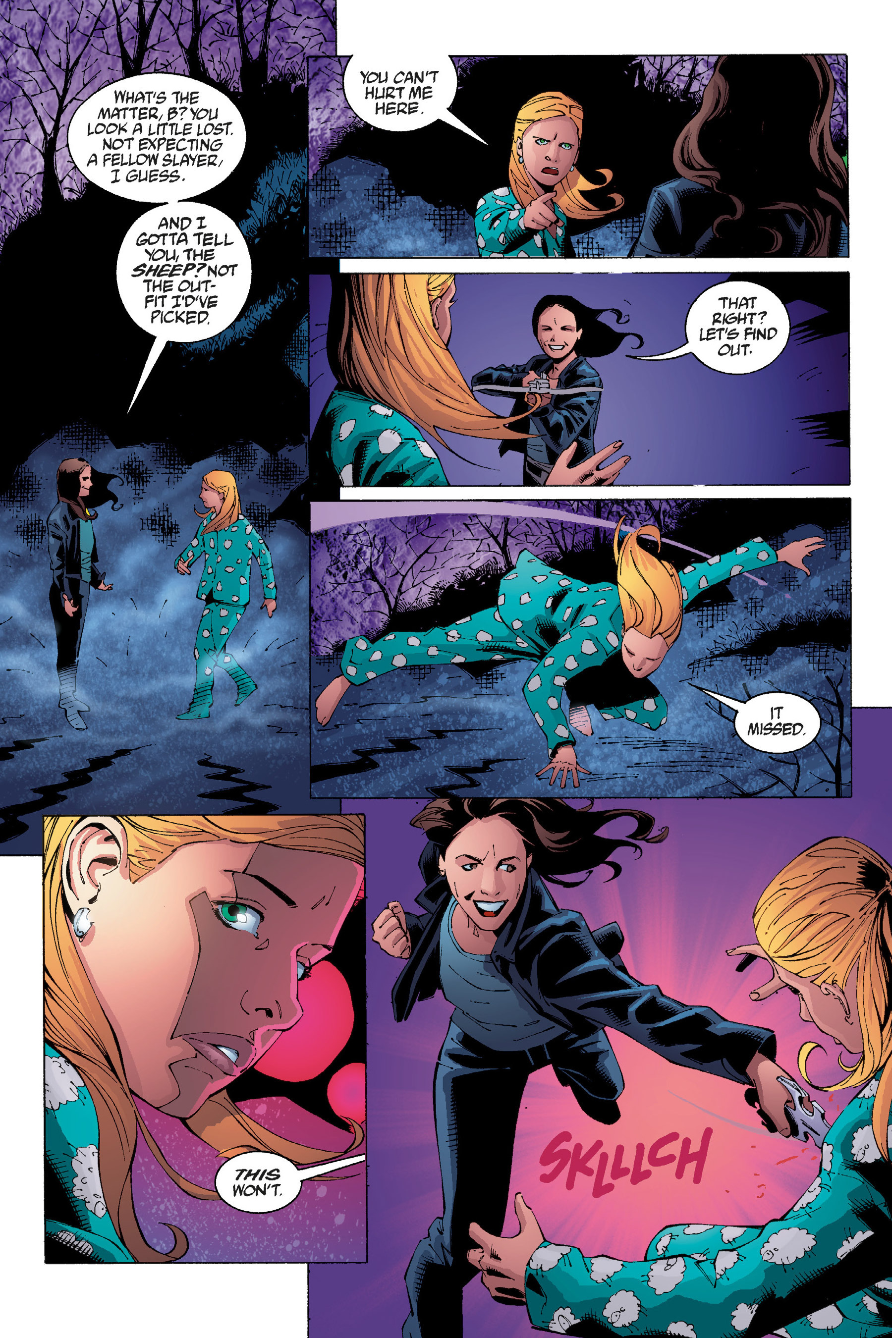 Read online Buffy the Vampire Slayer: Omnibus comic -  Issue # TPB 5 - 14