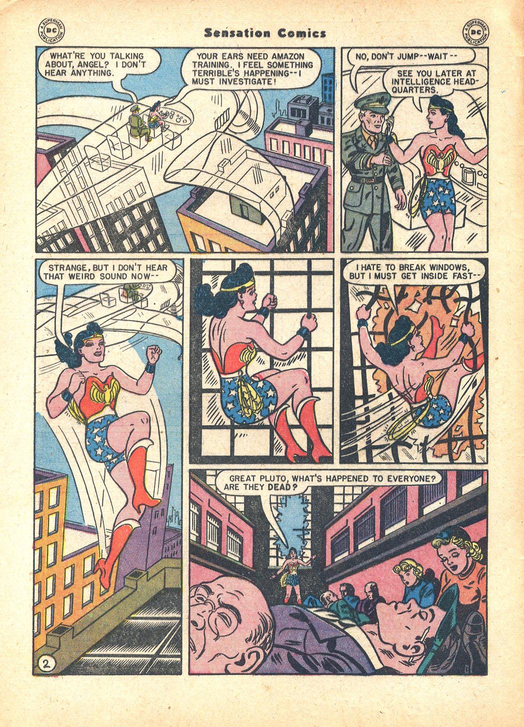 Read online Sensation (Mystery) Comics comic -  Issue #63 - 4