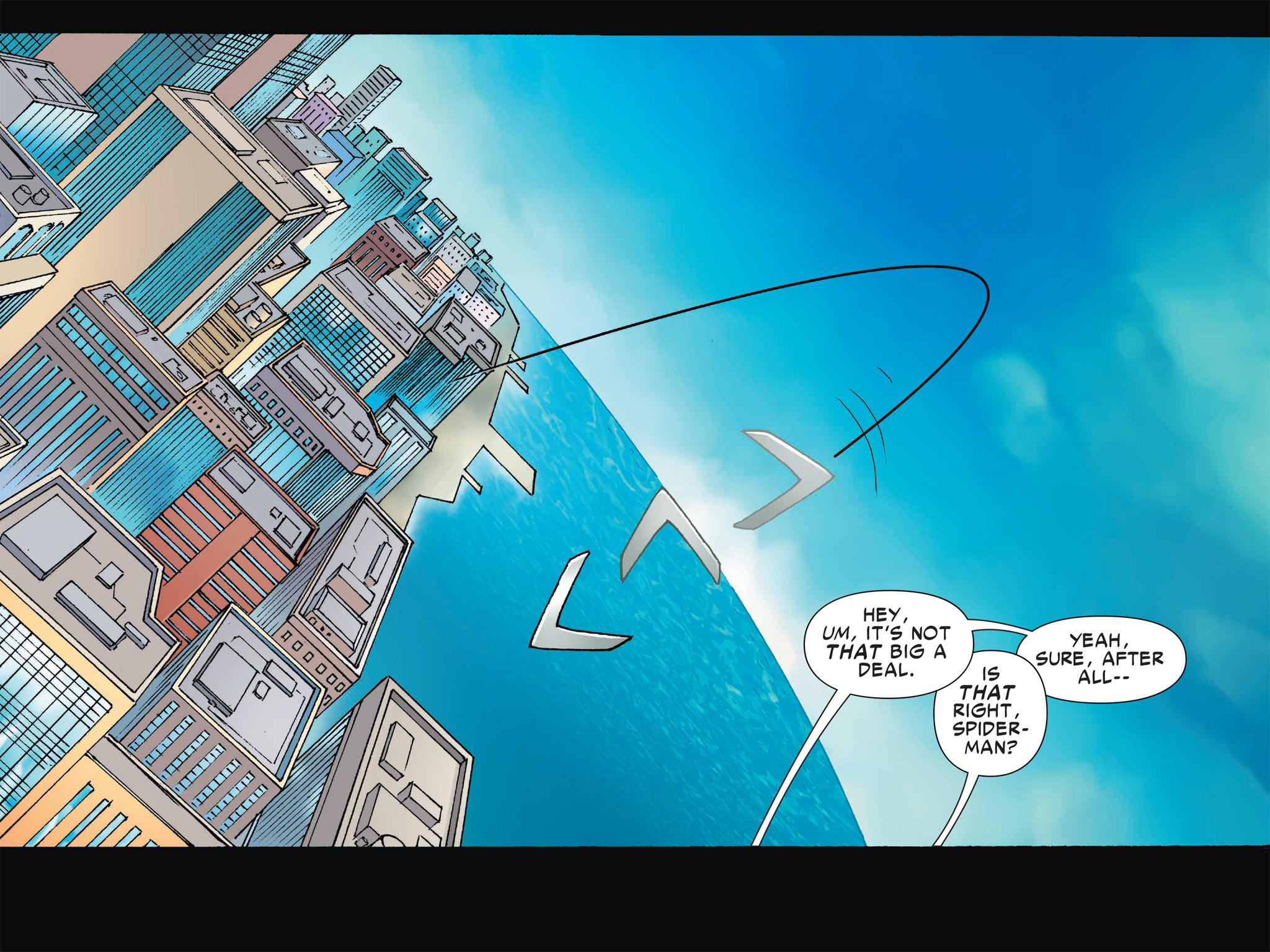 Read online Ultimate Spider-Man (Infinite Comics) (2016) comic -  Issue #2 - 32