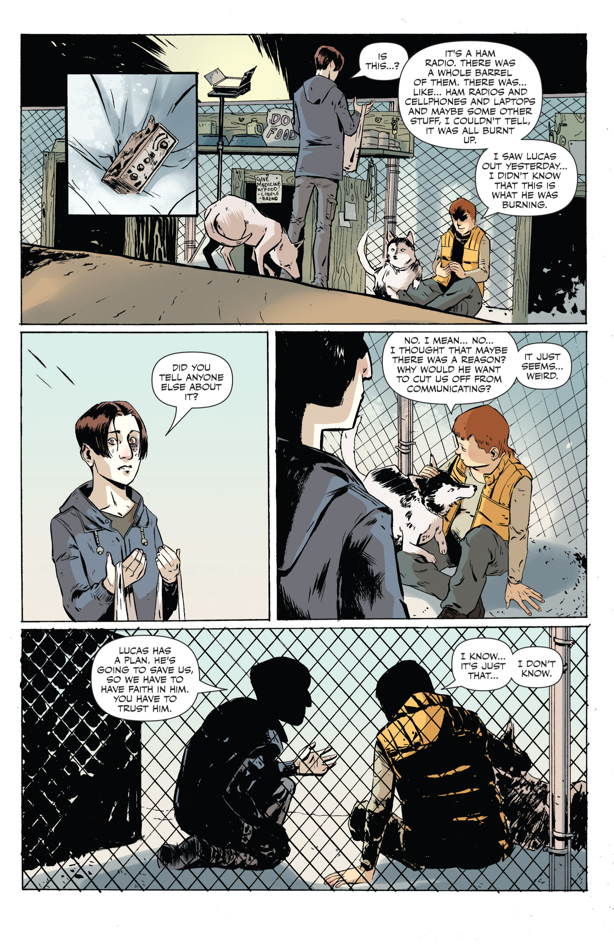 Read online Sheltered comic -  Issue #4 - 4