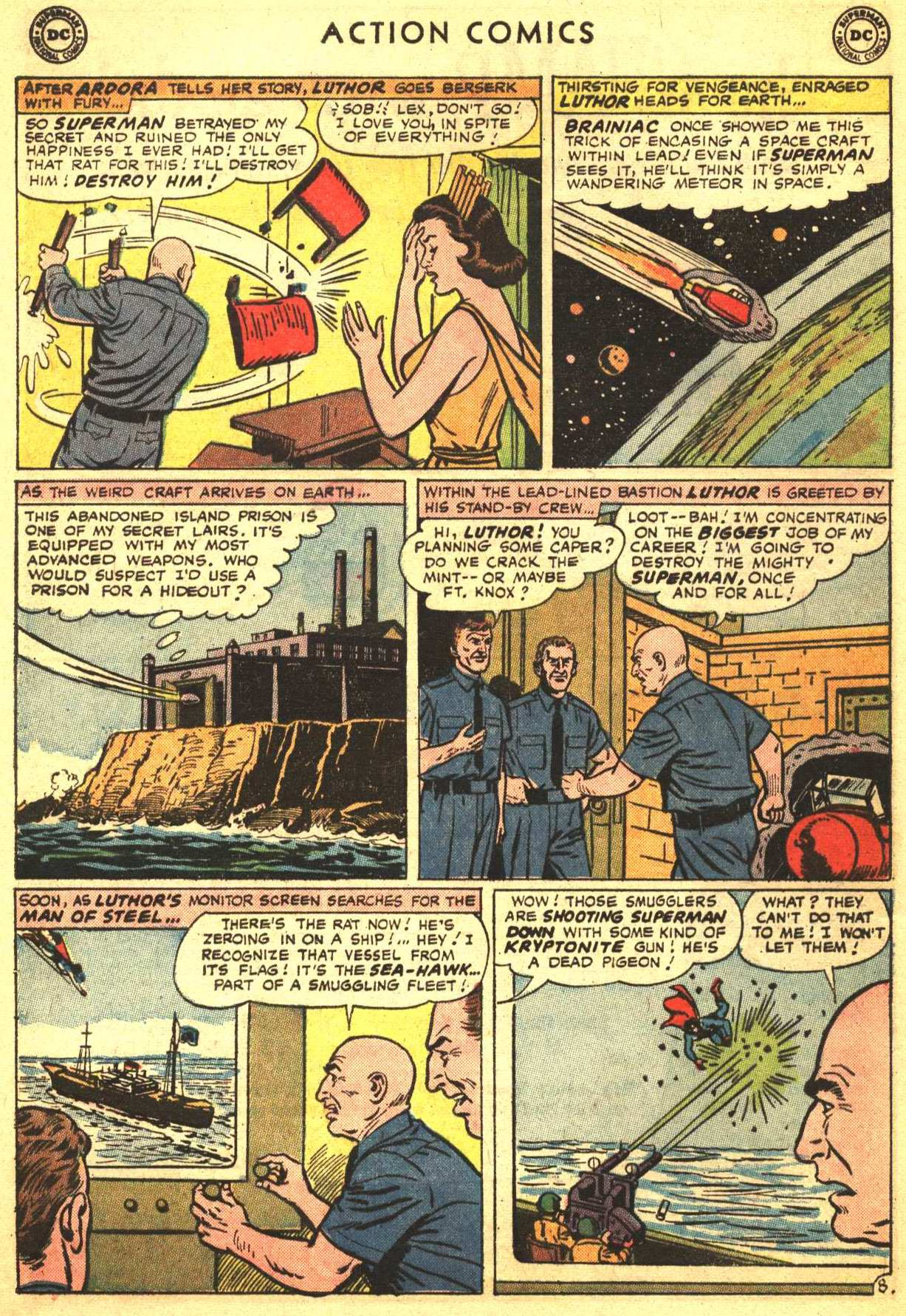 Read online Action Comics (1938) comic -  Issue #332 - 12