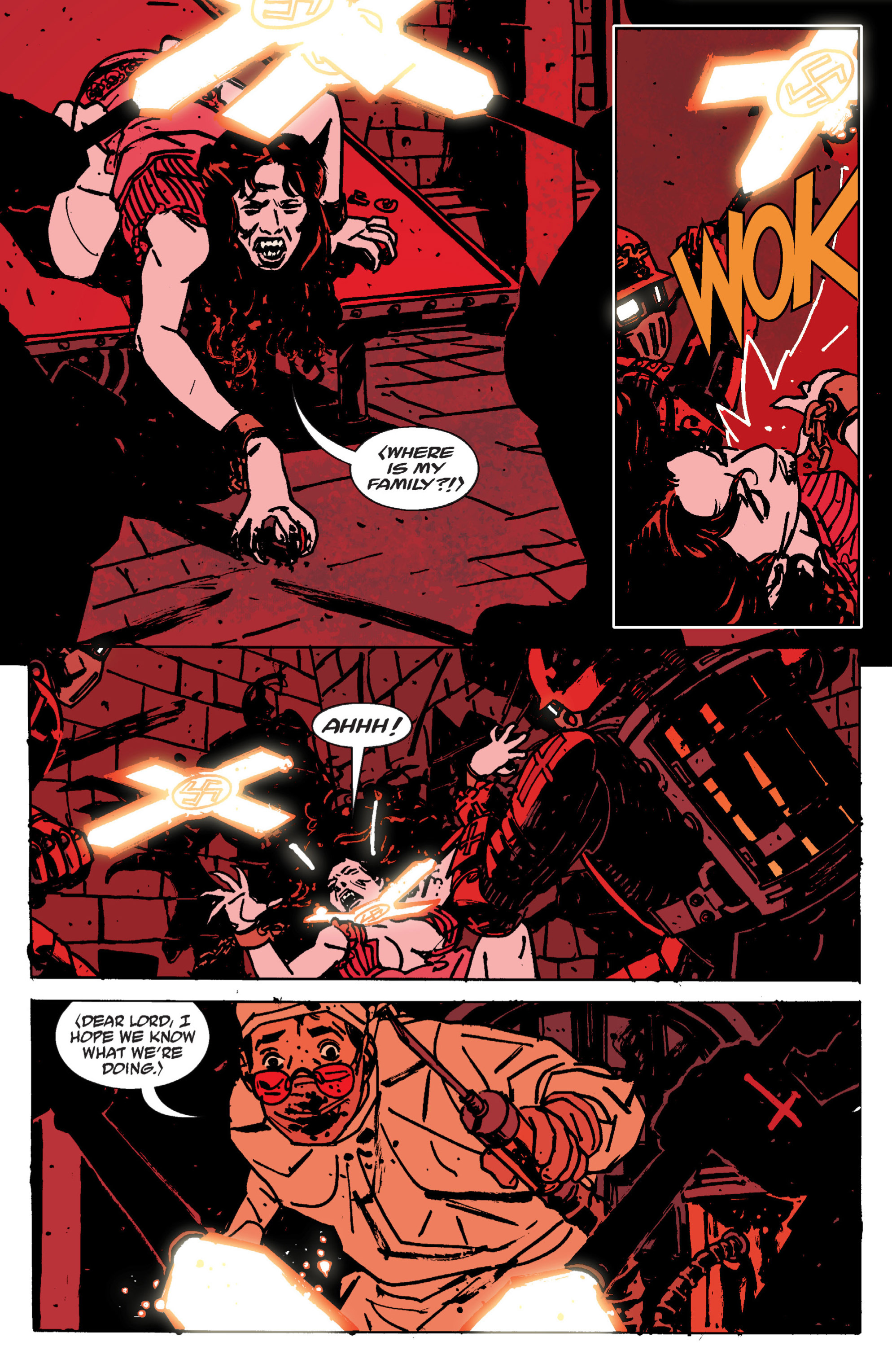 Read online B.P.R.D. (2003) comic -  Issue # TPB 9 - 12