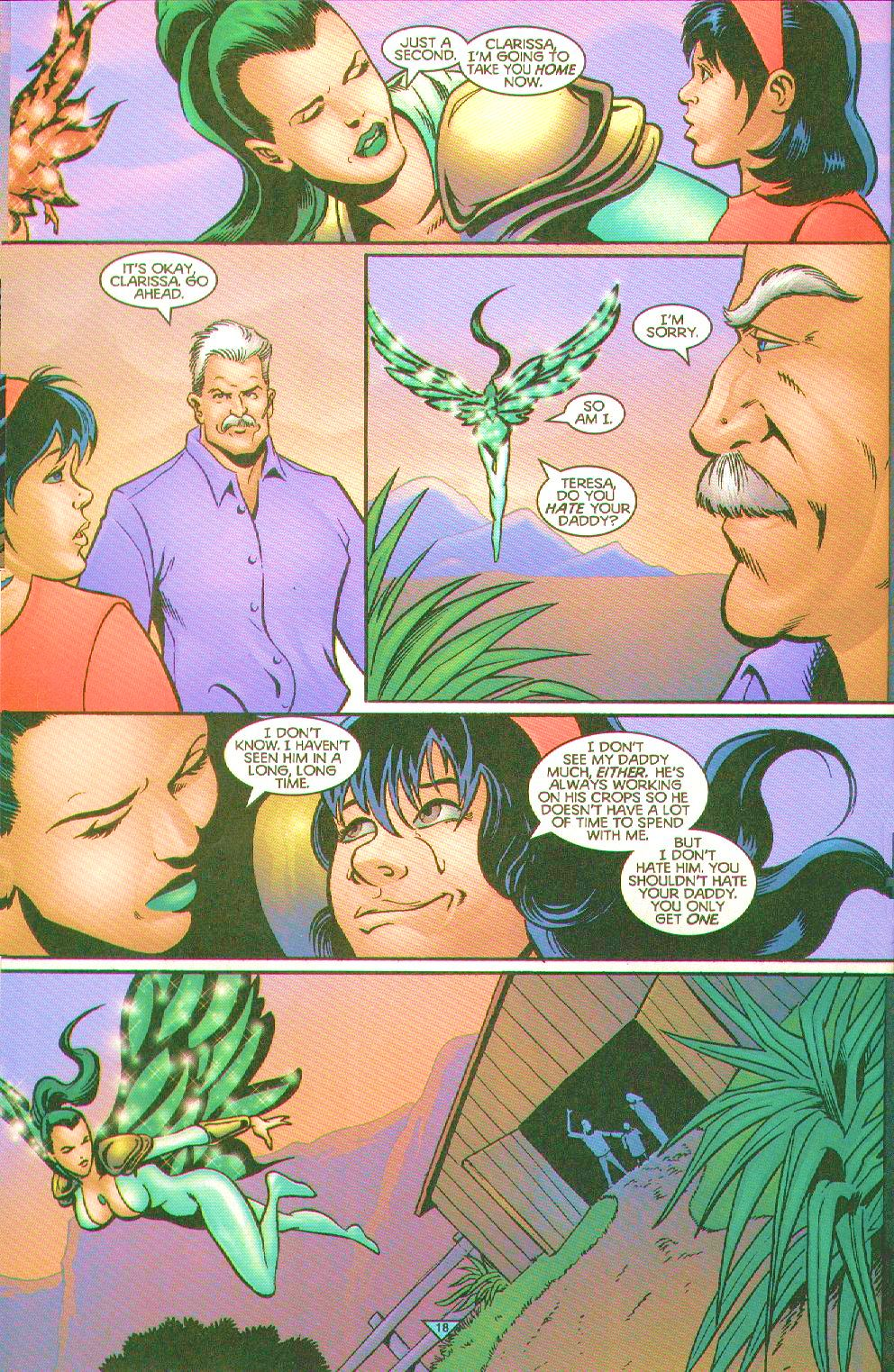 Read online Trinity Angels comic -  Issue #10 - 16