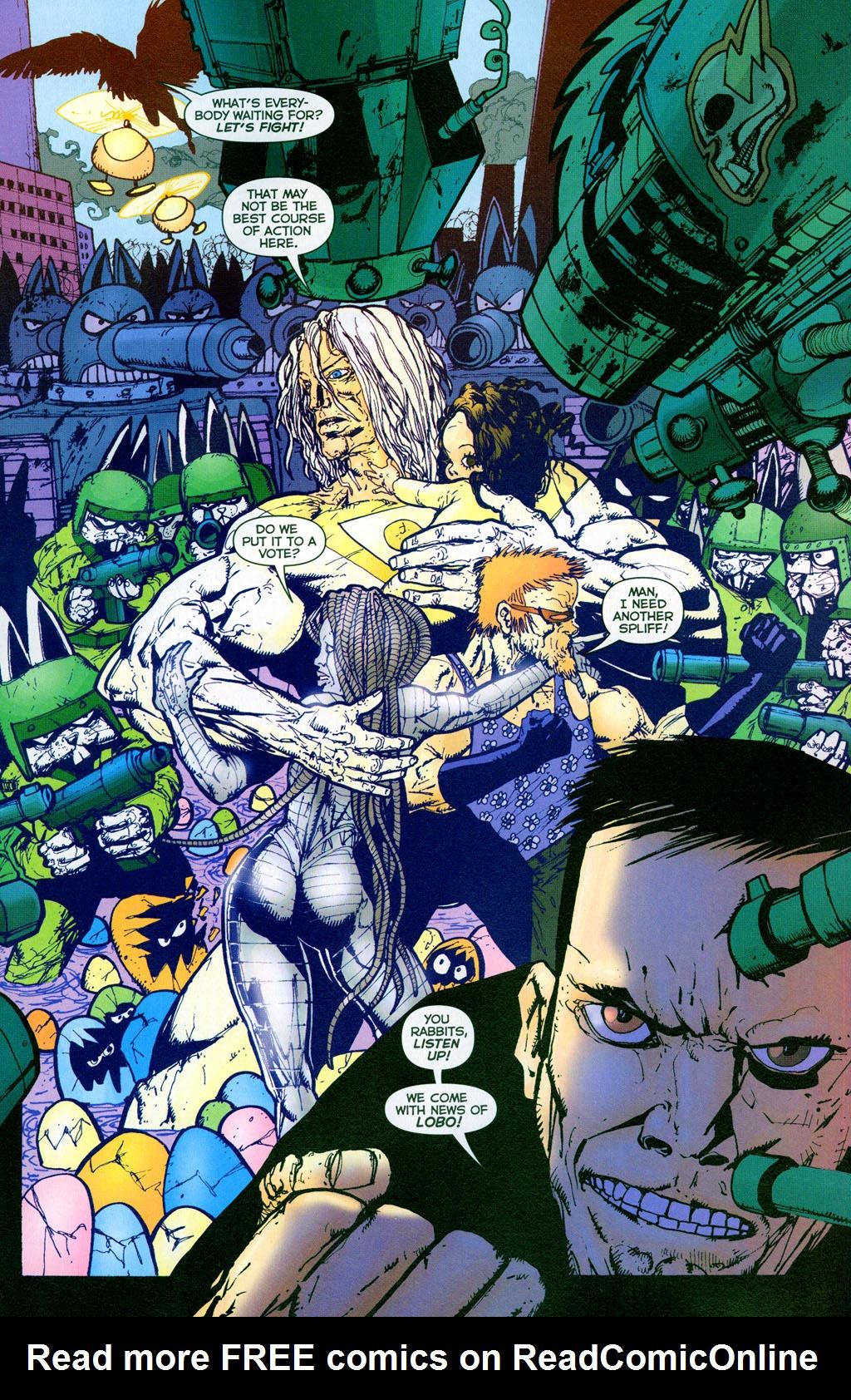 Read online The Authority/Lobo: Spring Break Massacre comic -  Issue # Full - 21