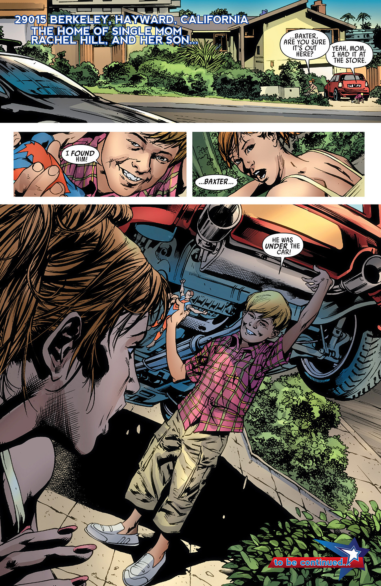 Read online America's Got Powers comic -  Issue #3 - 23