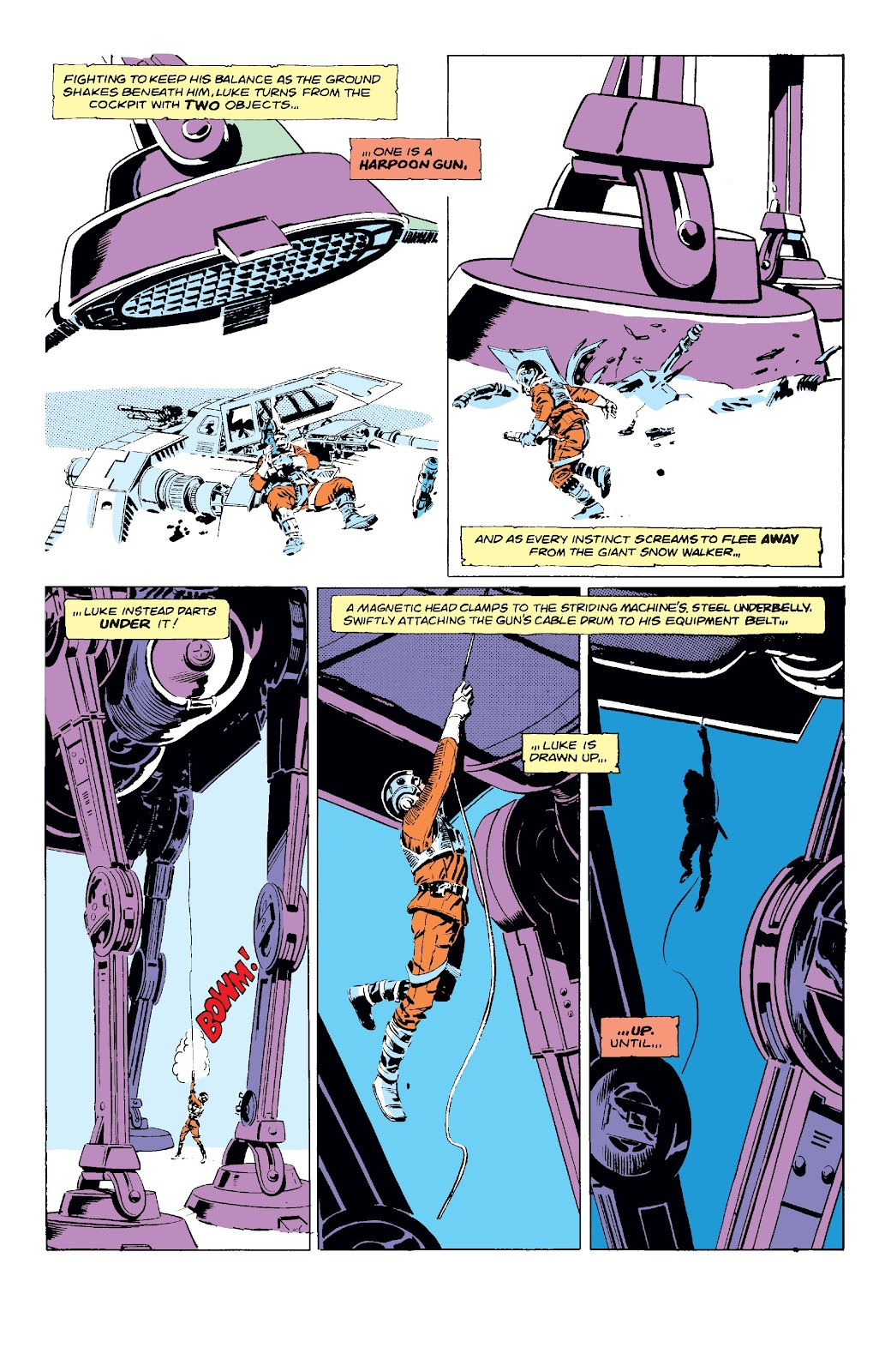 Read online Star Wars Legends: The Original Marvel Years - Epic Collection comic -  Issue # TPB 3 (Part 1) - 45