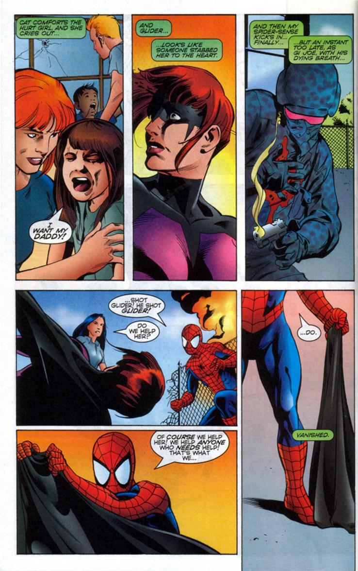 Read online Spider-Man/Gen13 comic -  Issue # Full - 47