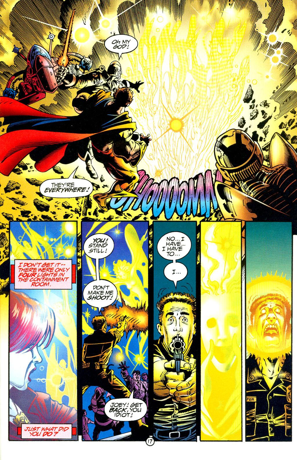 Read online UltraForce (1994) comic -  Issue #8 - 16