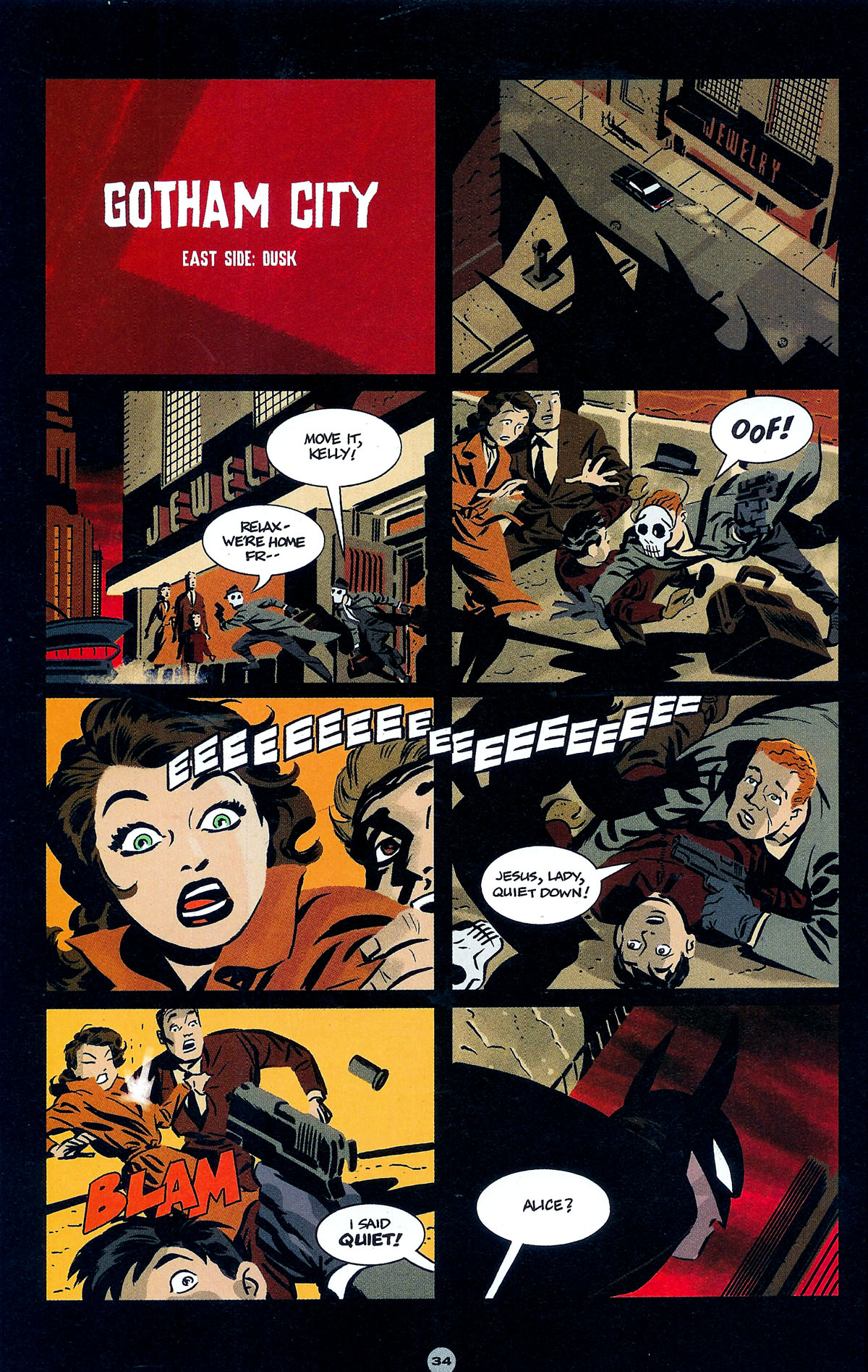 Read online Solo (2004) comic -  Issue #5 - 33