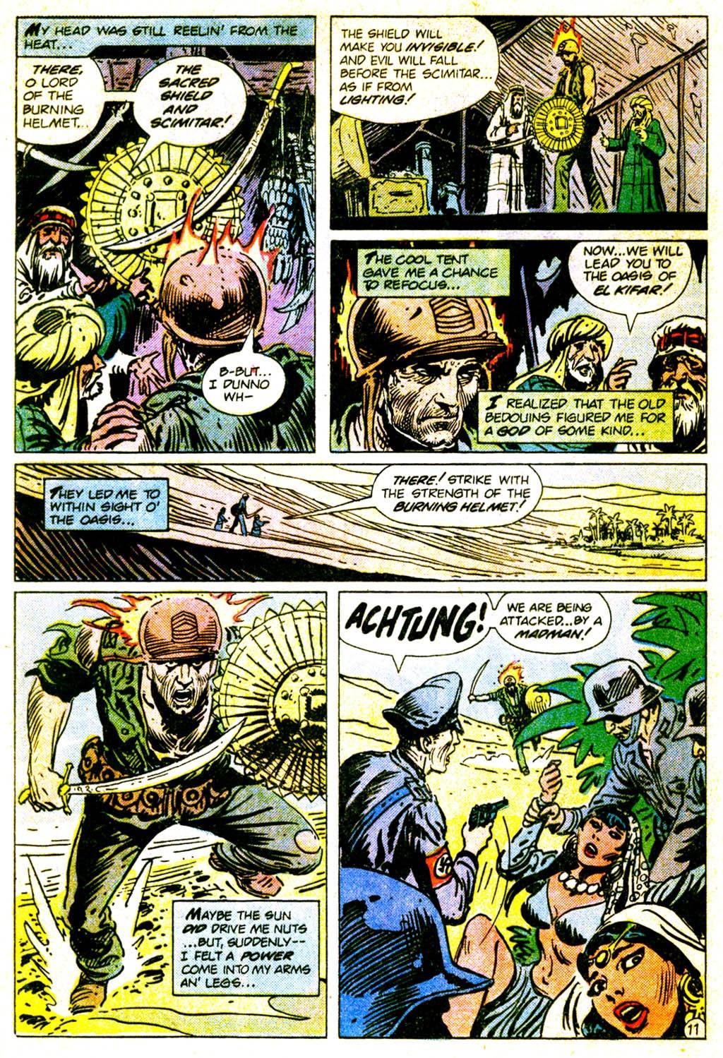 Read online Sgt. Rock comic -  Issue #373 - 15