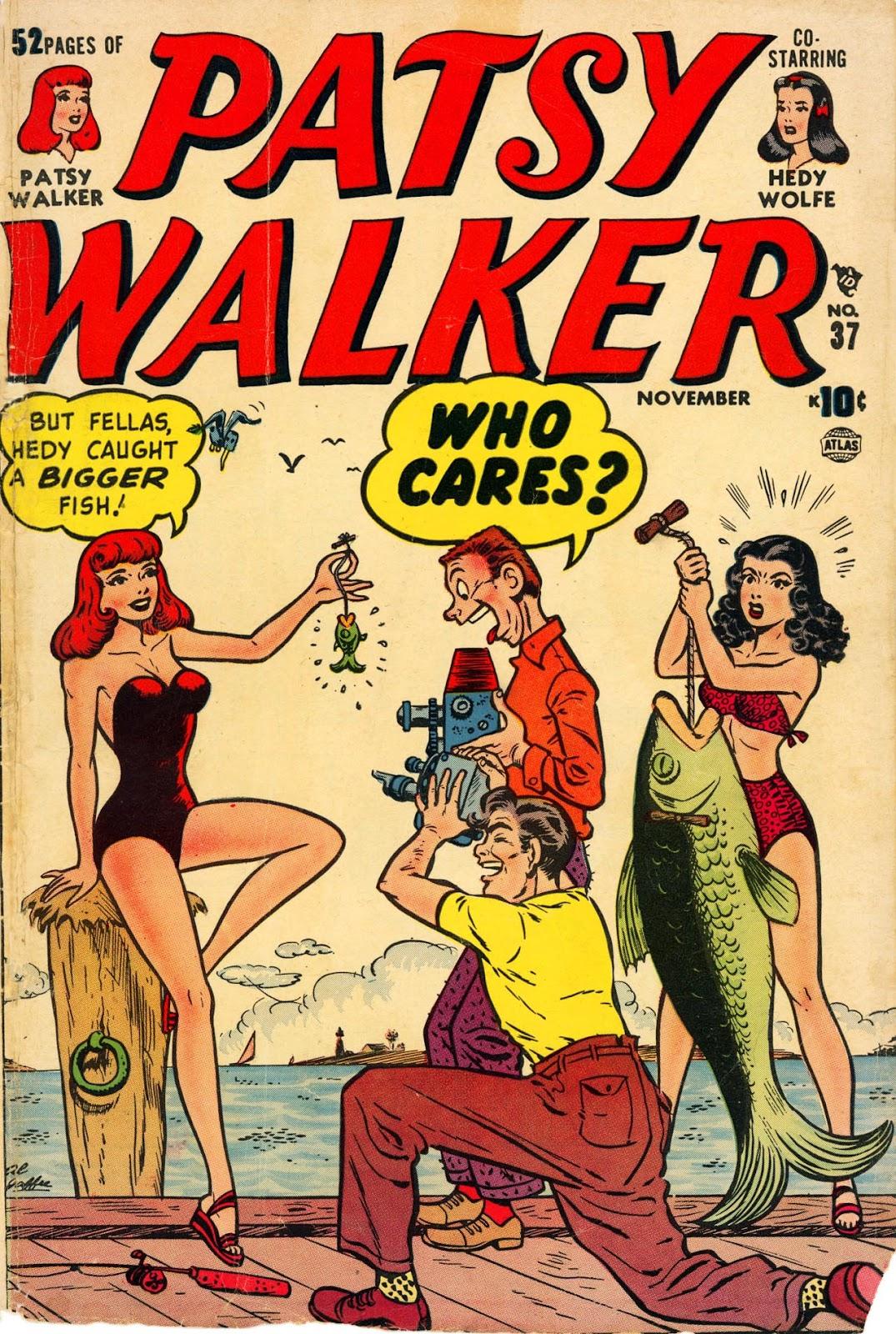 Patsy Walker 37 Page 1