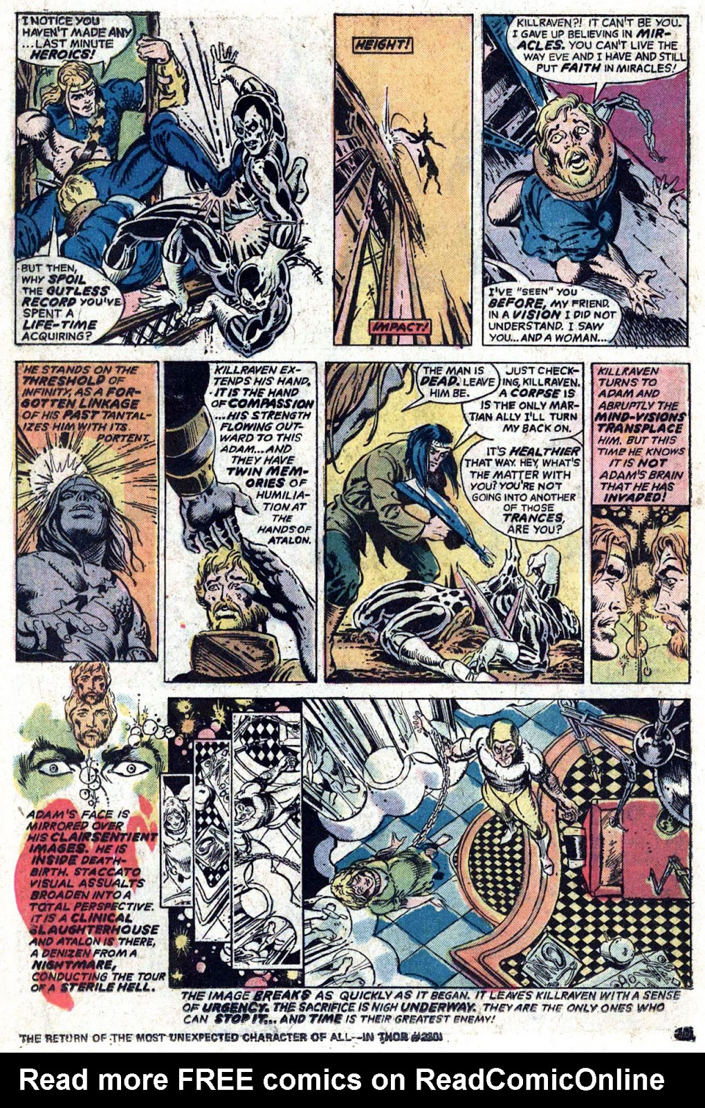 Amazing Adventures (1970) issue 28 - Page 17