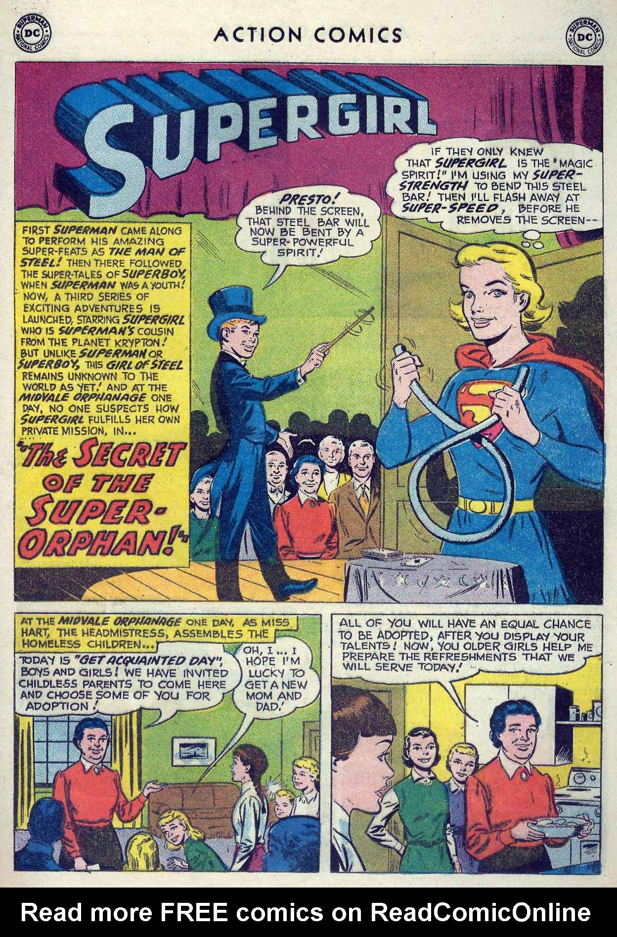 Read online Action Comics (1938) comic -  Issue #253 - 17