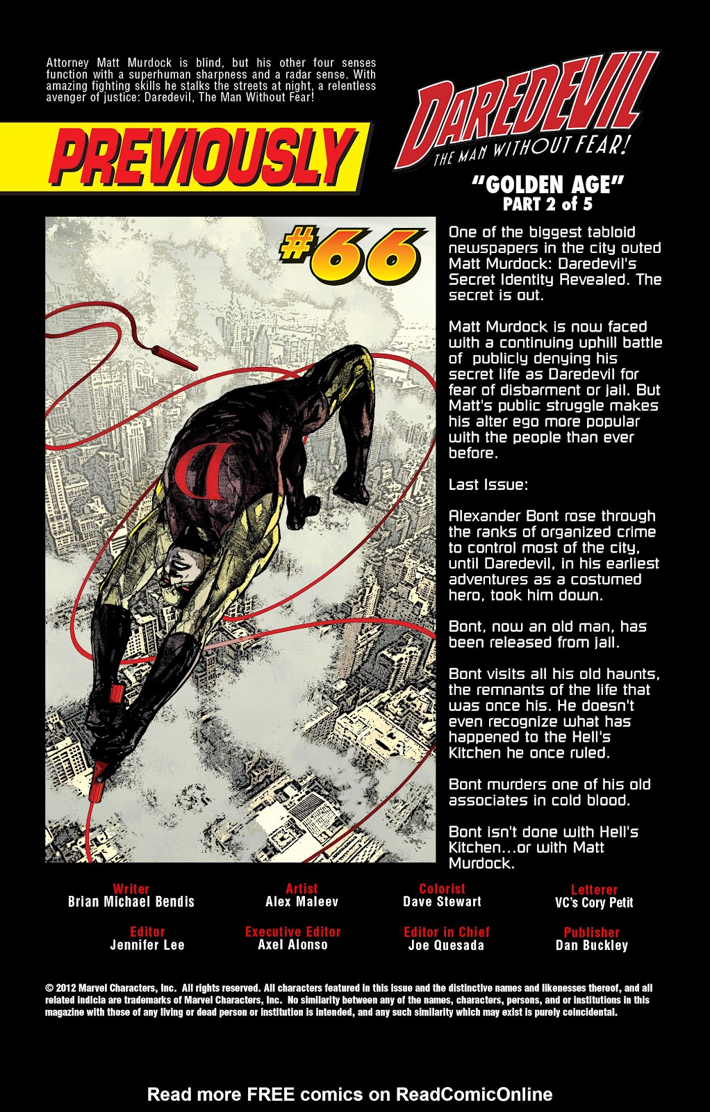 Read online Daredevil (1998) comic -  Issue # _Ultimate_Collection TPB 3 (Part 1) - 26
