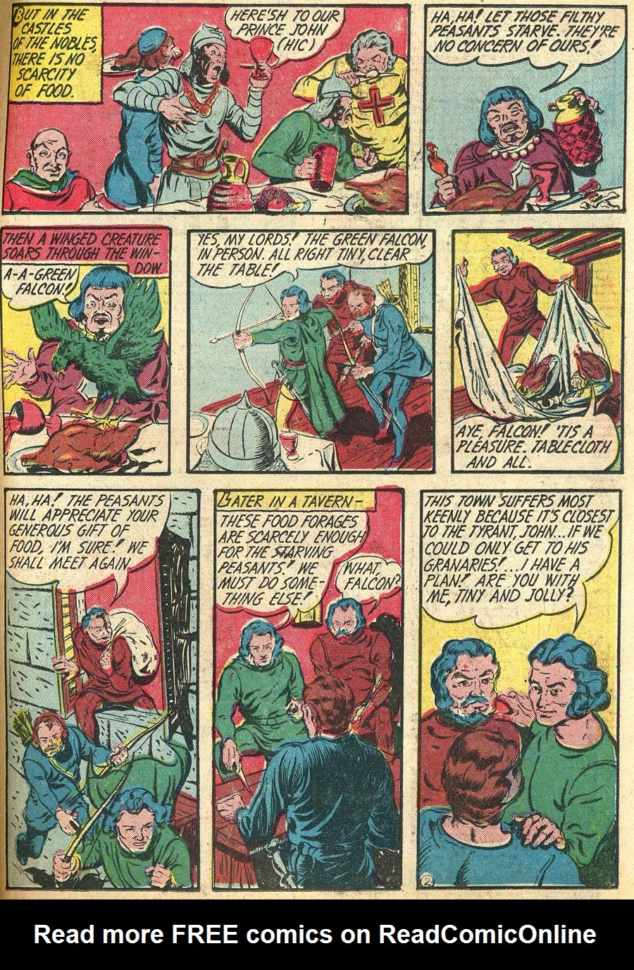 Blue Ribbon Comics (1939) issue 9 - Page 63