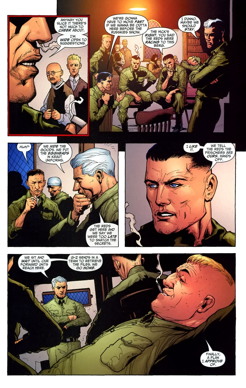 Read online Team Zero comic -  Issue #3 - 23
