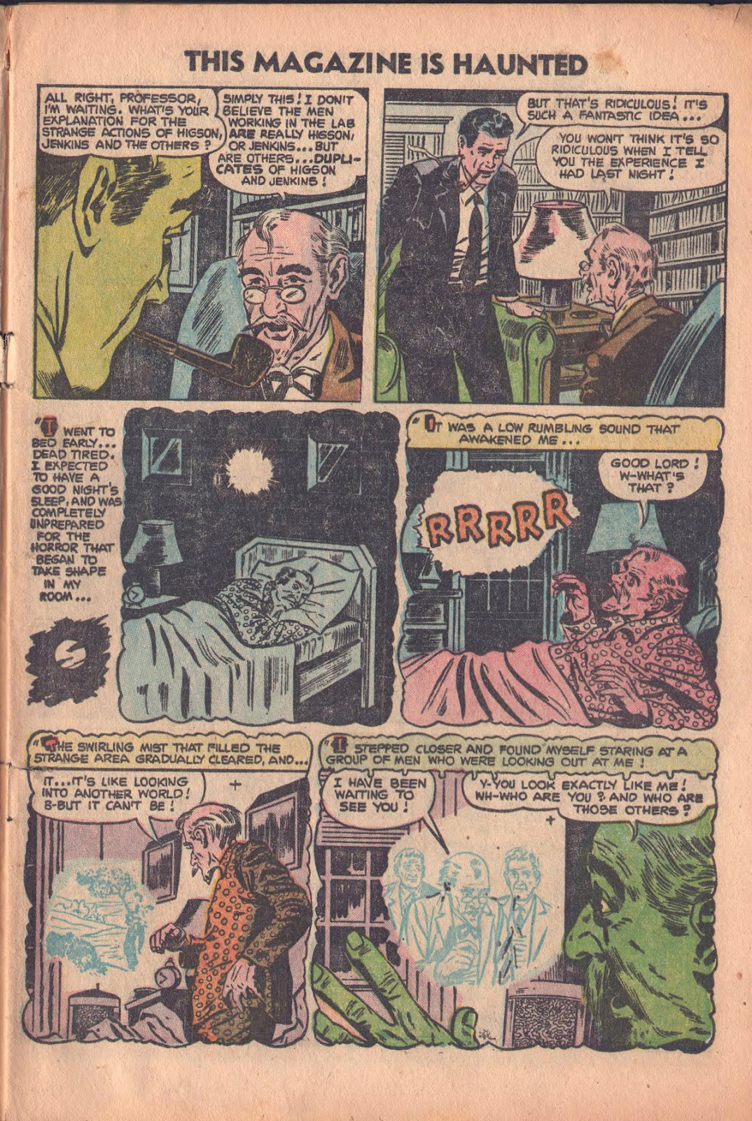 Read online This Magazine Is Haunted comic -  Issue #15 - 5