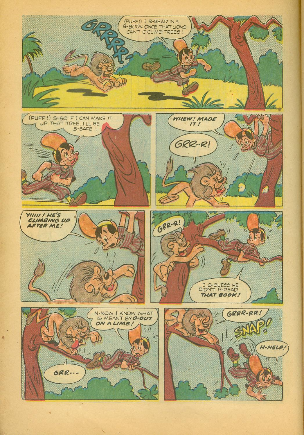 Four Color Comics issue 459 - Page 6