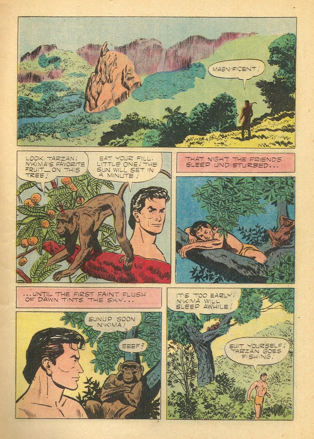 Tarzan (1948) issue 75 - Page 5