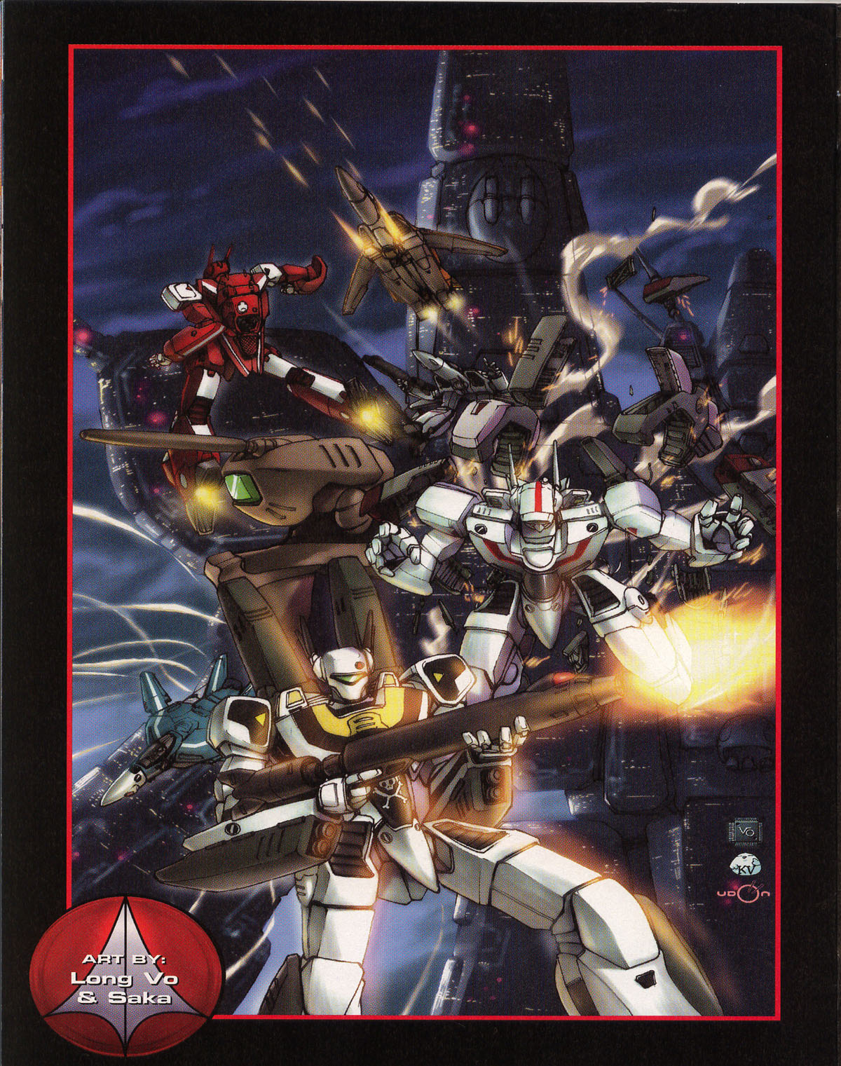 Robotech (2003) issue 0 - Page 32