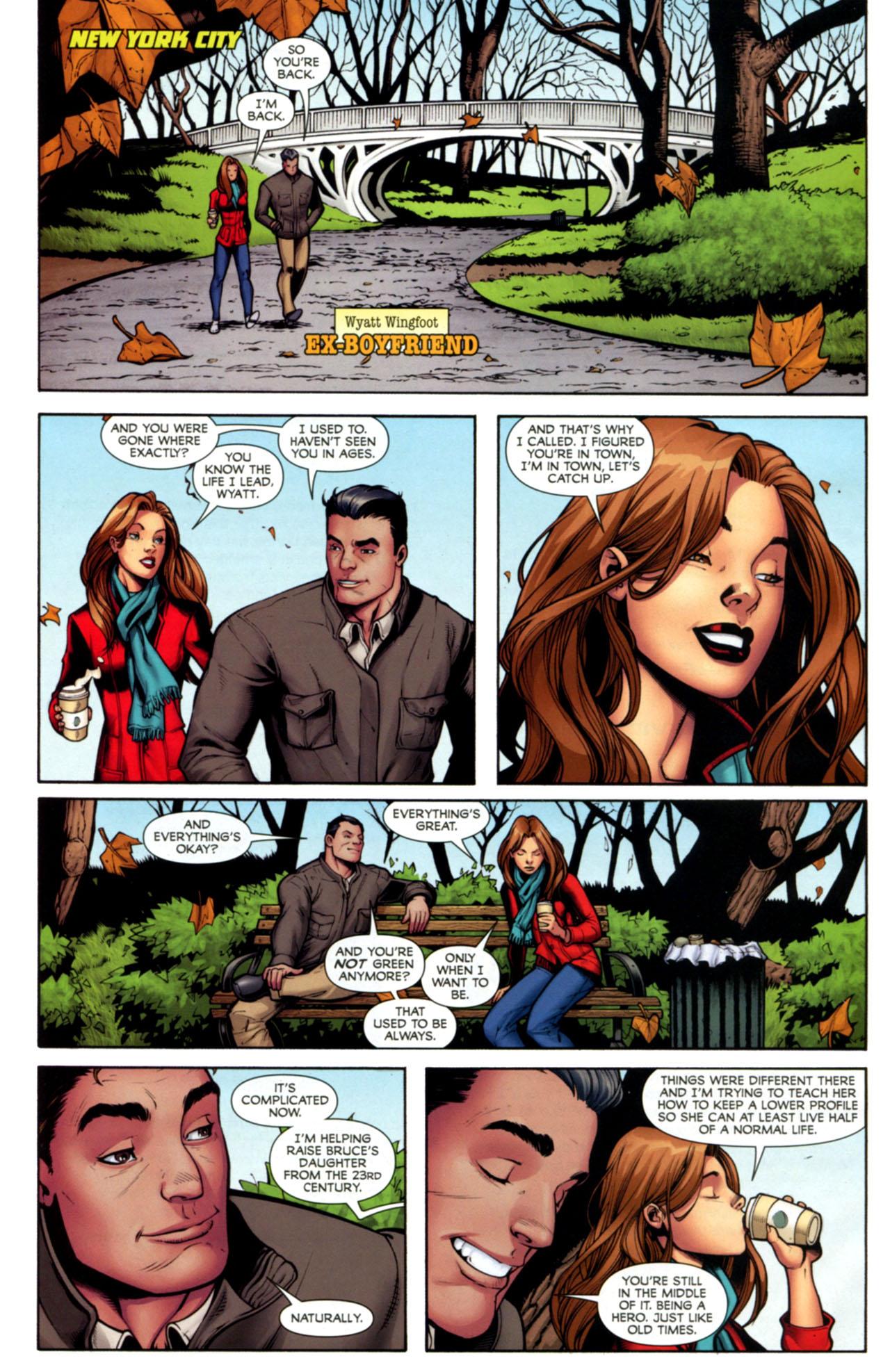 Read online She-Hulks comic -  Issue #2 - 9