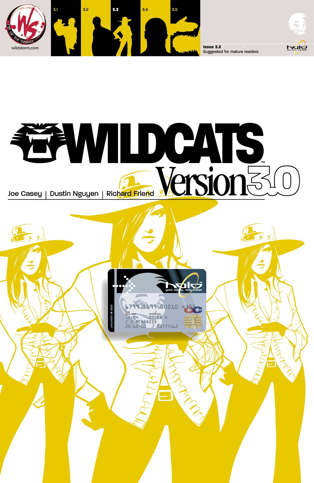 Wildcats Version 3.0 Issue #3 #3 - English 1