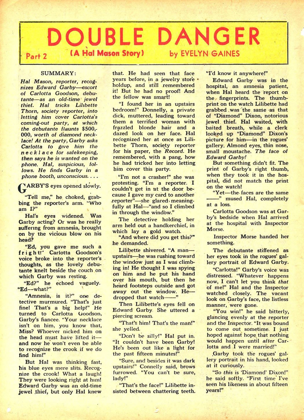 Read online Sensation (Mystery) Comics comic -  Issue #5 - 46