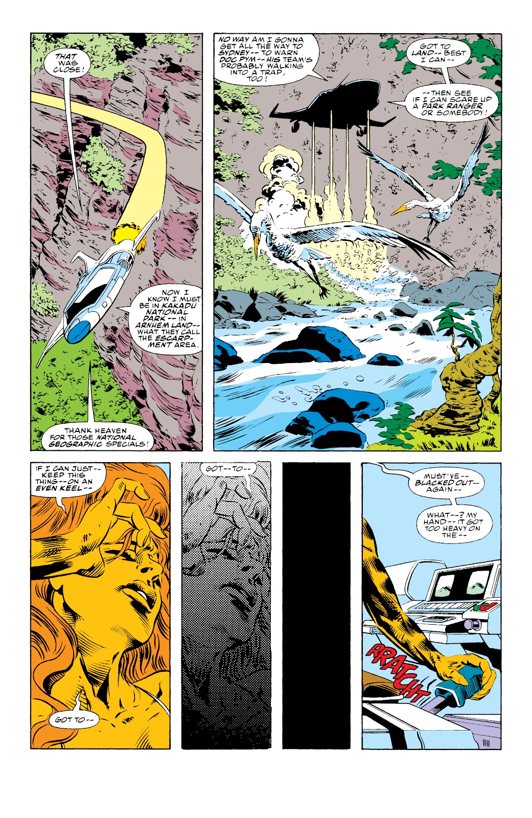 Avengers West Coast (1989) issue 73 - Page 4
