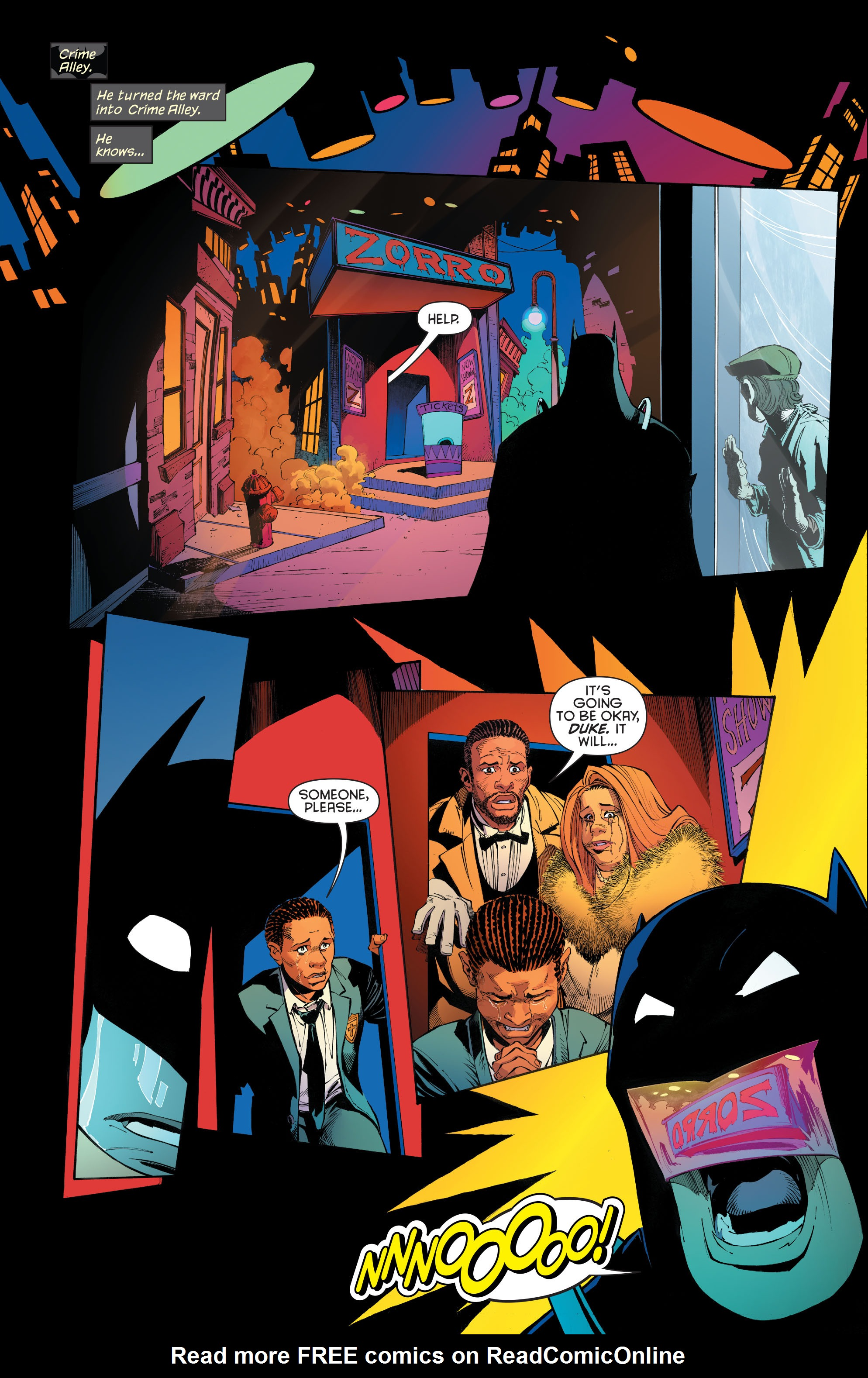 Read online Batman (2011) comic -  Issue # _TPB 7 - 68