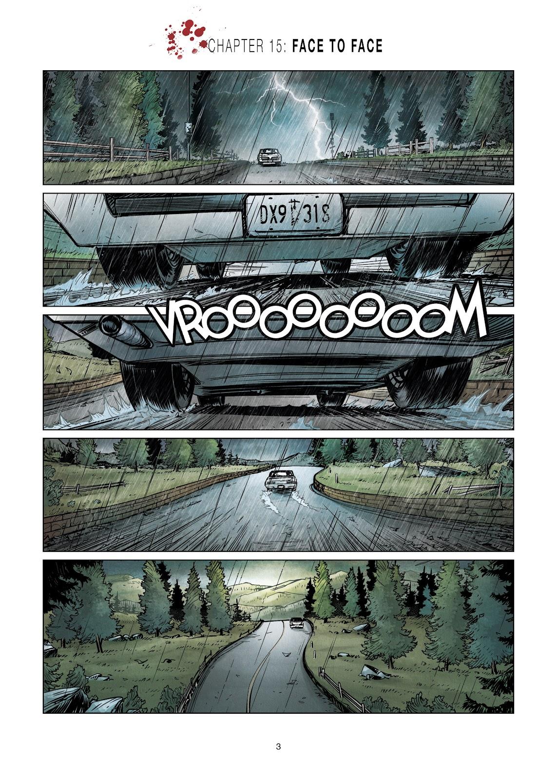 Read online Vigilantes comic -  Issue #3 - 3