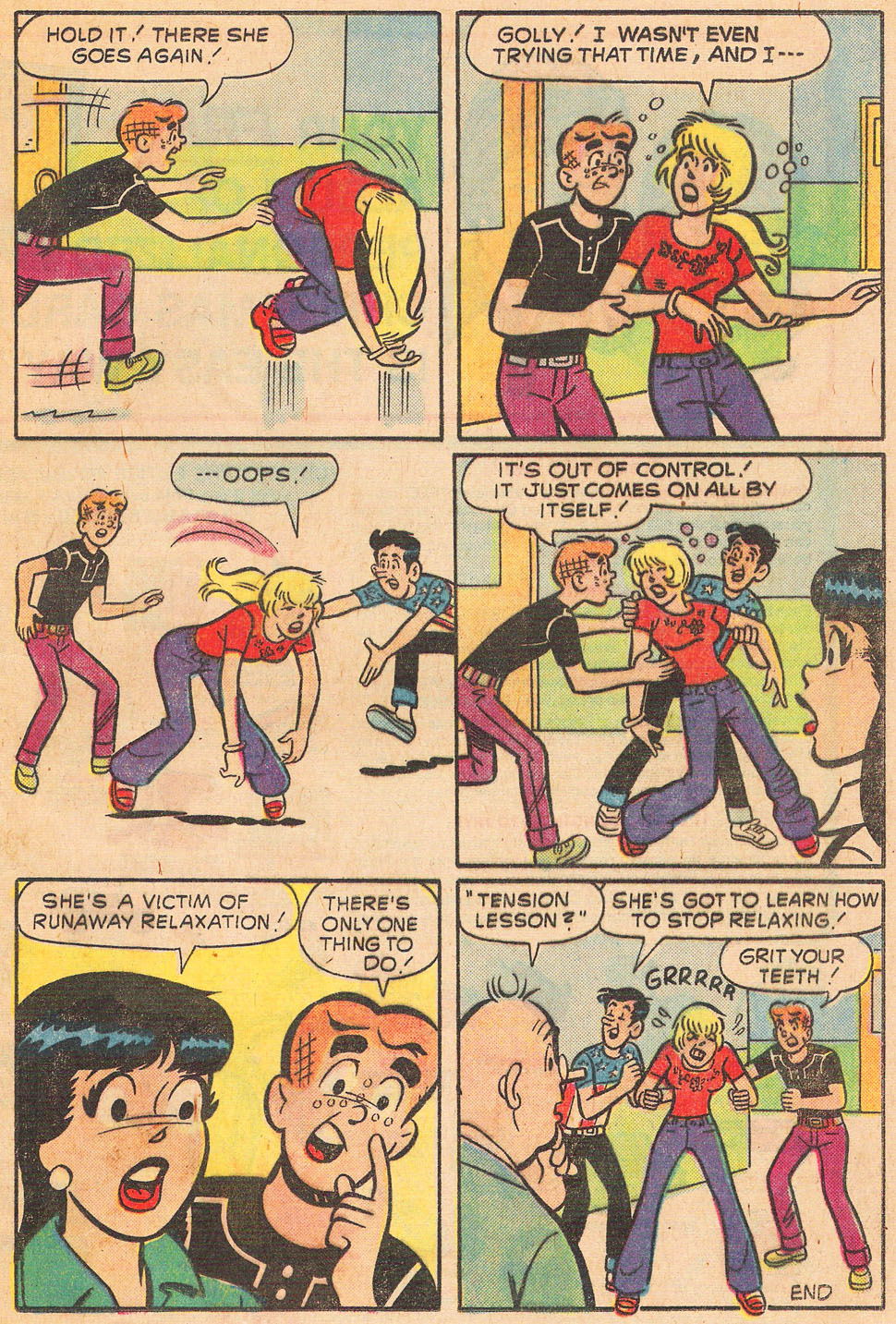 Read online Archie's Girls Betty and Veronica comic -  Issue #236 - 17