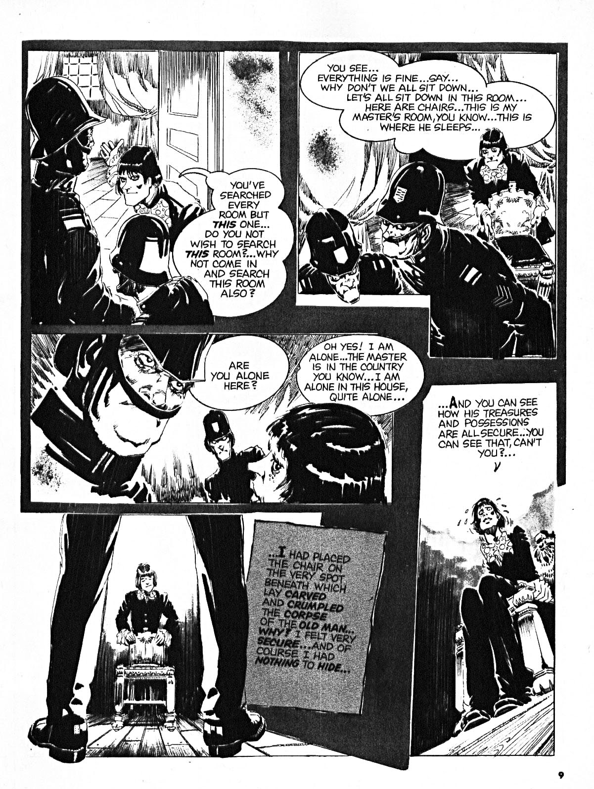 Scream (1973) issue 8 - Page 9