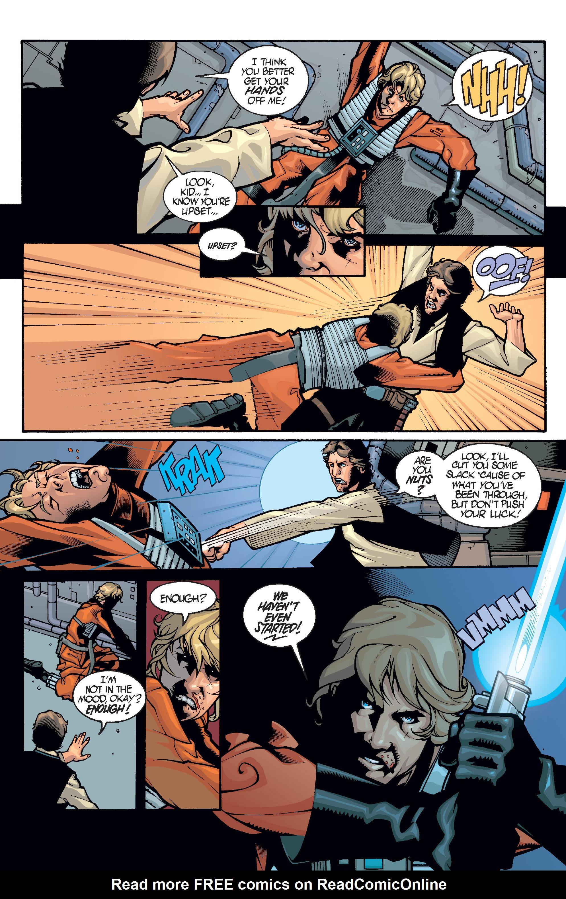Read online Star Wars Omnibus comic -  Issue # Vol. 27 - 29