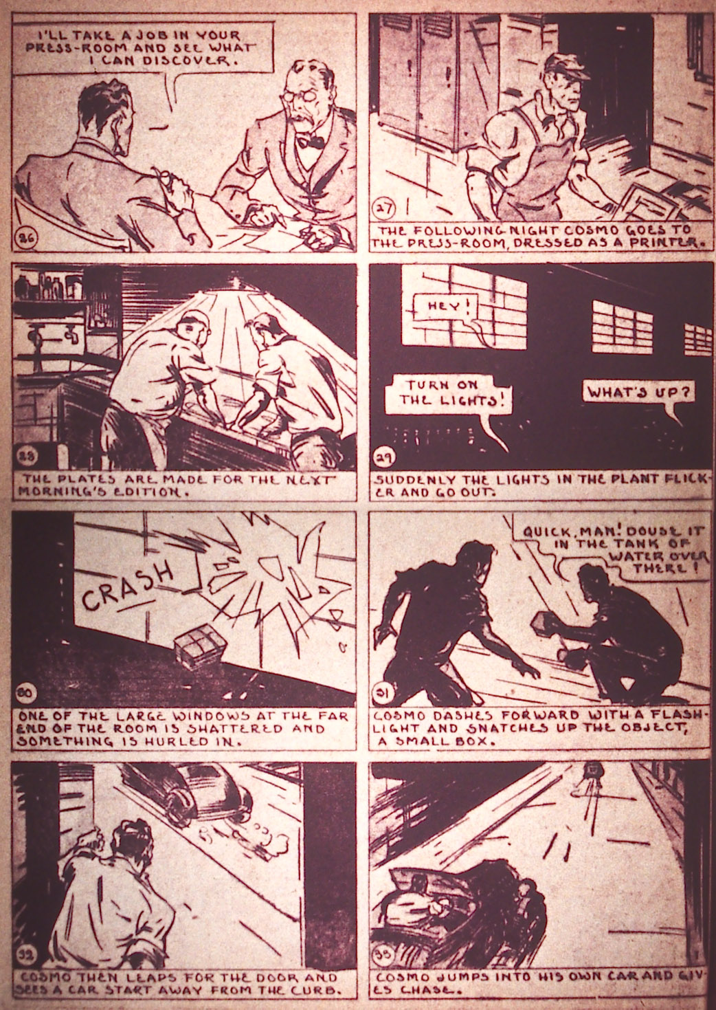 Read online Detective Comics (1937) comic -  Issue #12 - 52