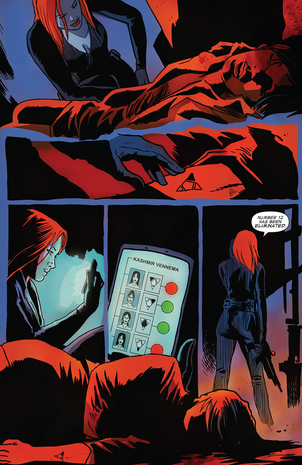Read online Captain America And Black Widow comic -  Issue #636 - 9