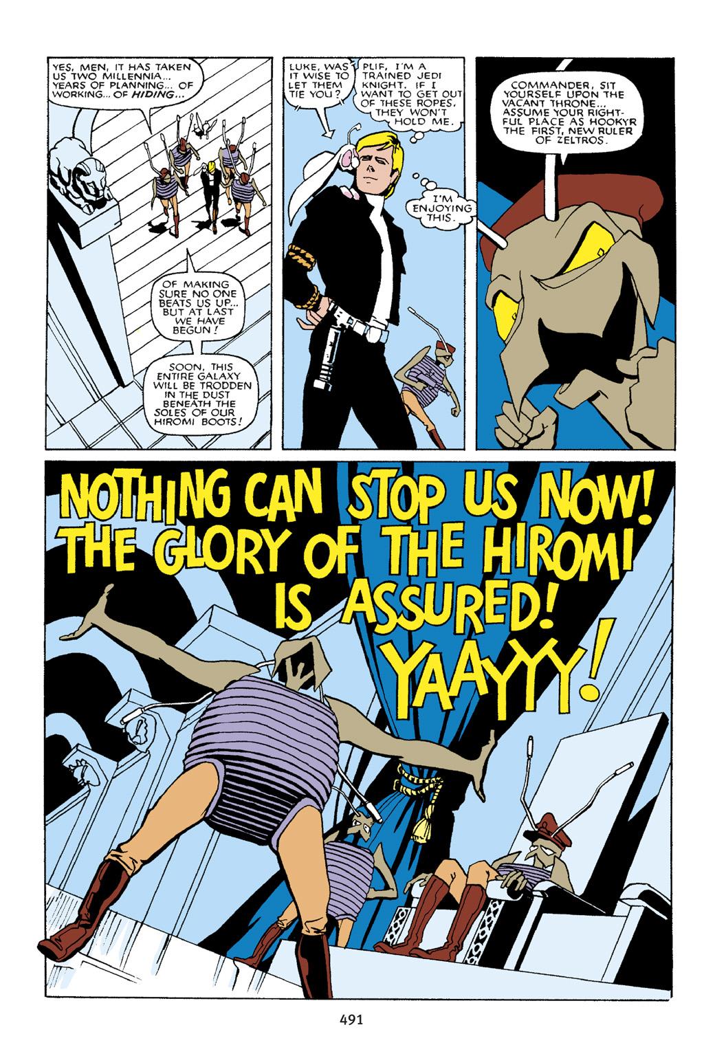 Read online Star Wars Omnibus comic -  Issue # Vol. 21.5 - 216